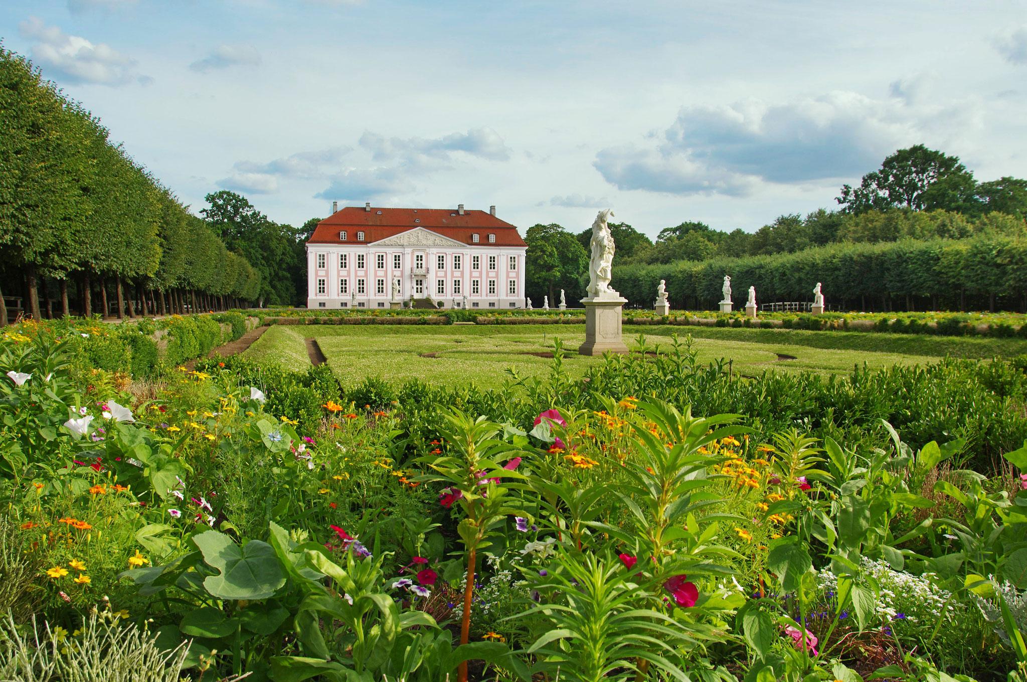 Schloss Friedrichsfelde, Aufnahme: Richard Stelzer