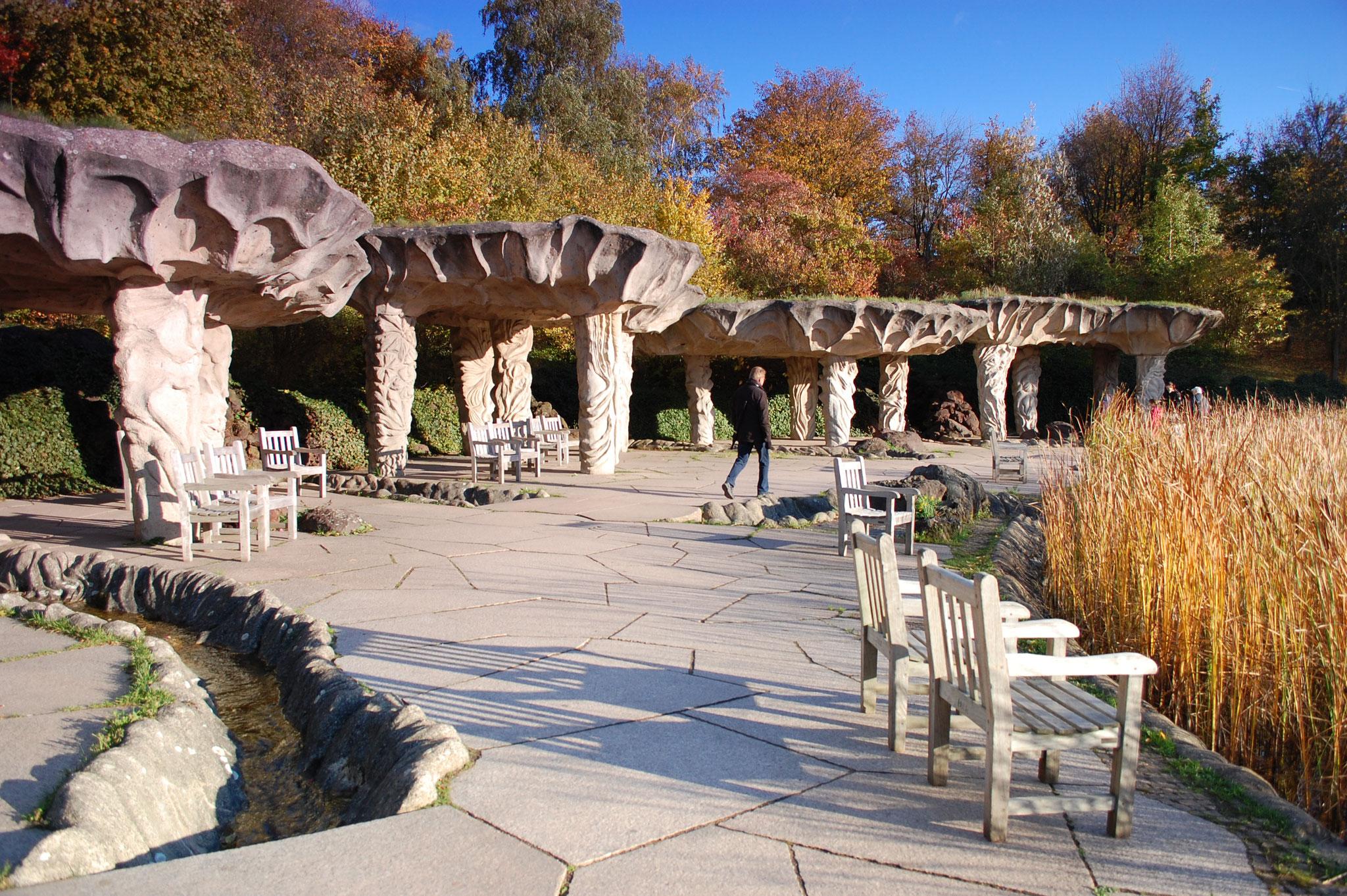 Grotten im Herbst (© Bernhard Huhn)