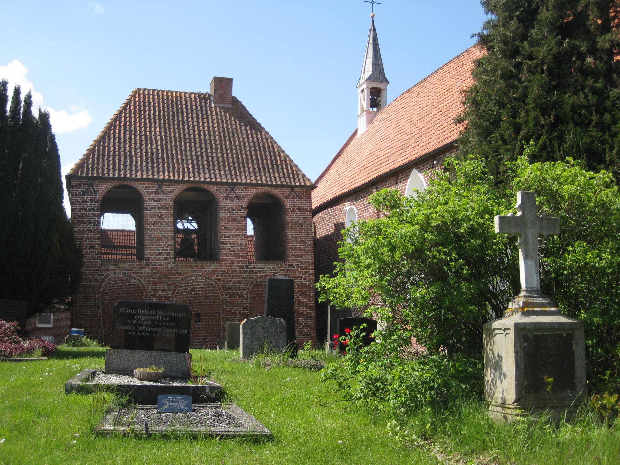 Die Kirche von Loquard