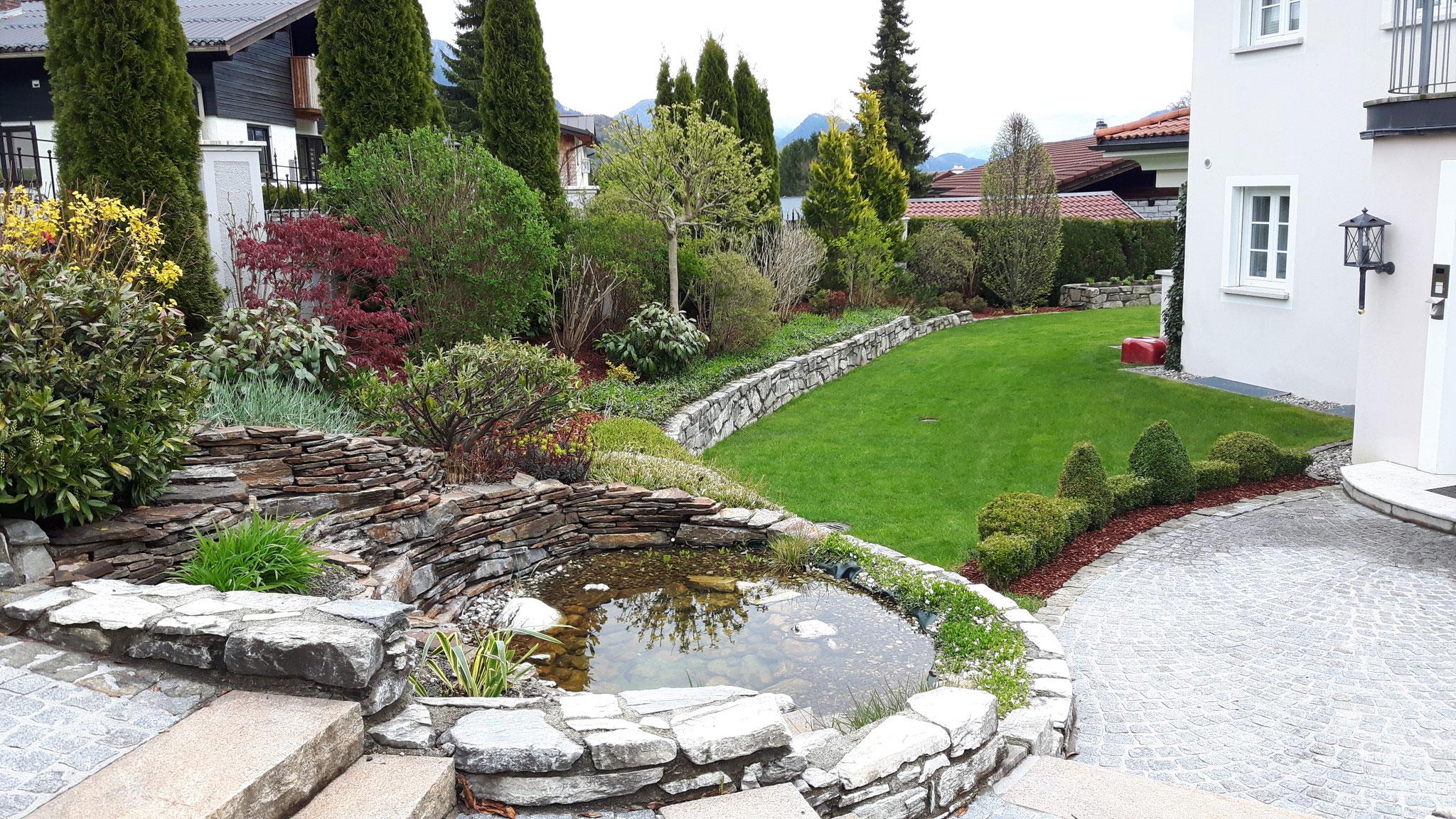 Gartengestaltung App