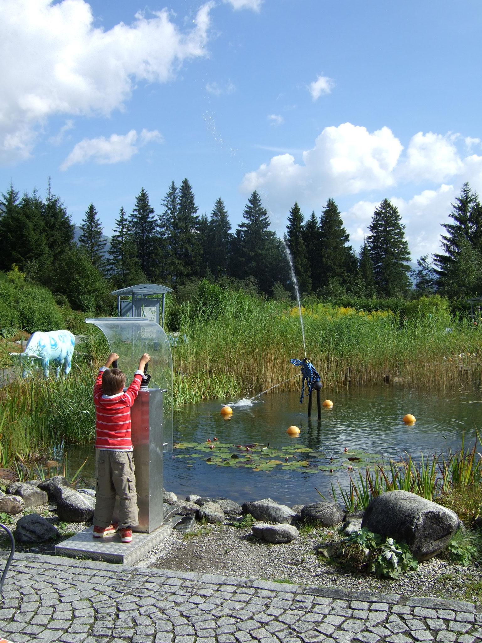 Wasserwunderwelt in Krimml