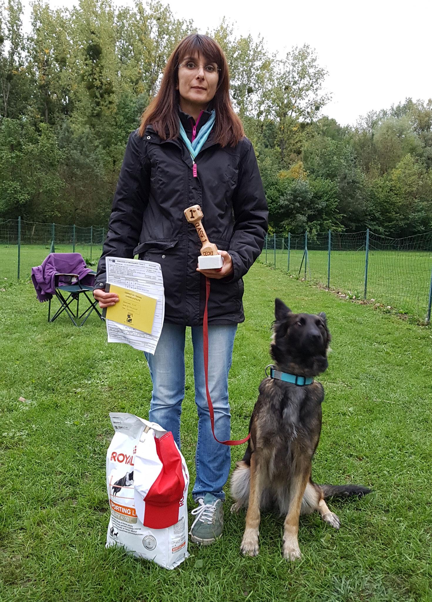 Concours 2017 à Villedieu sur Indre