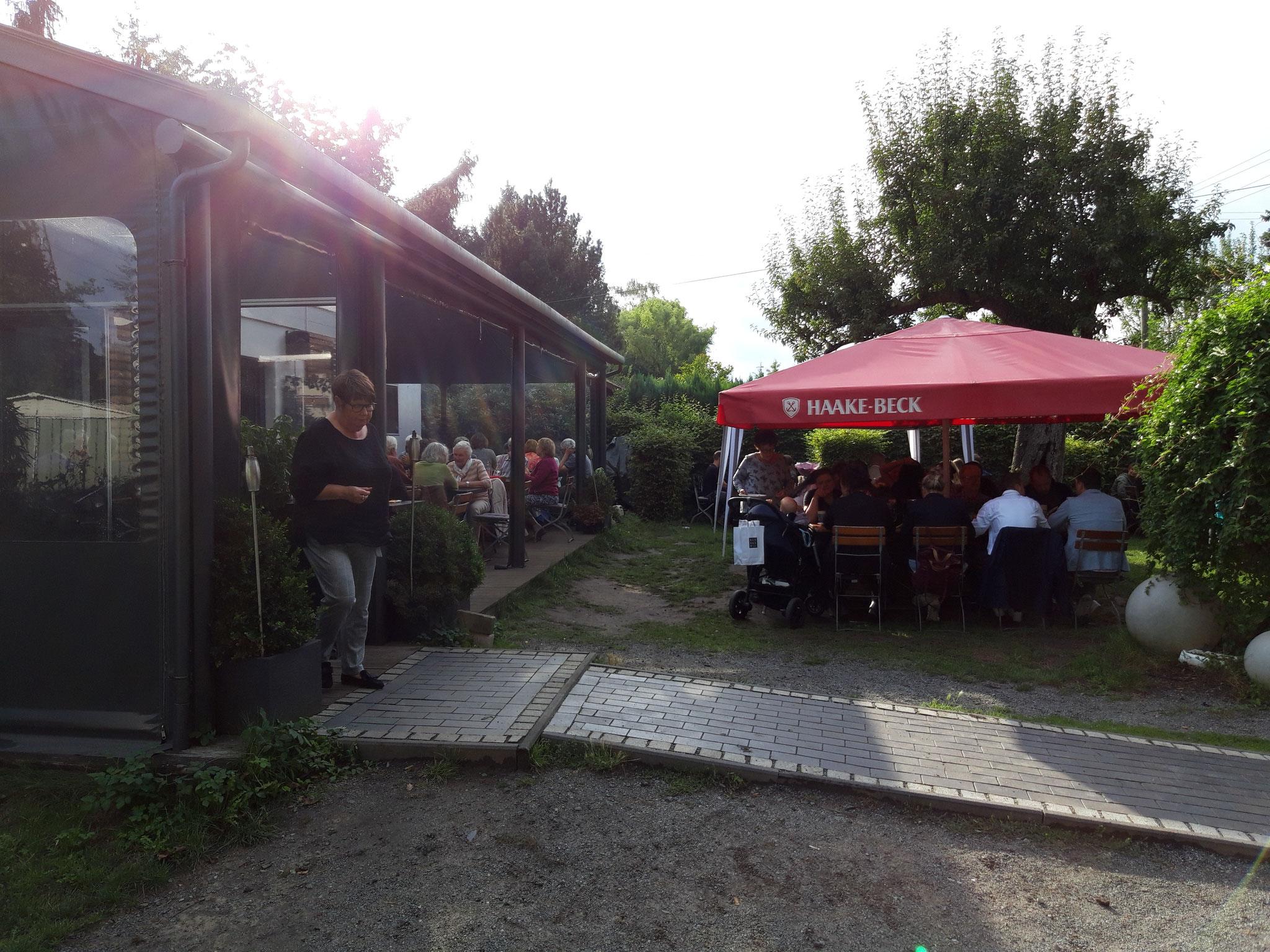 Sommerfest im Vereinsheim August 2019