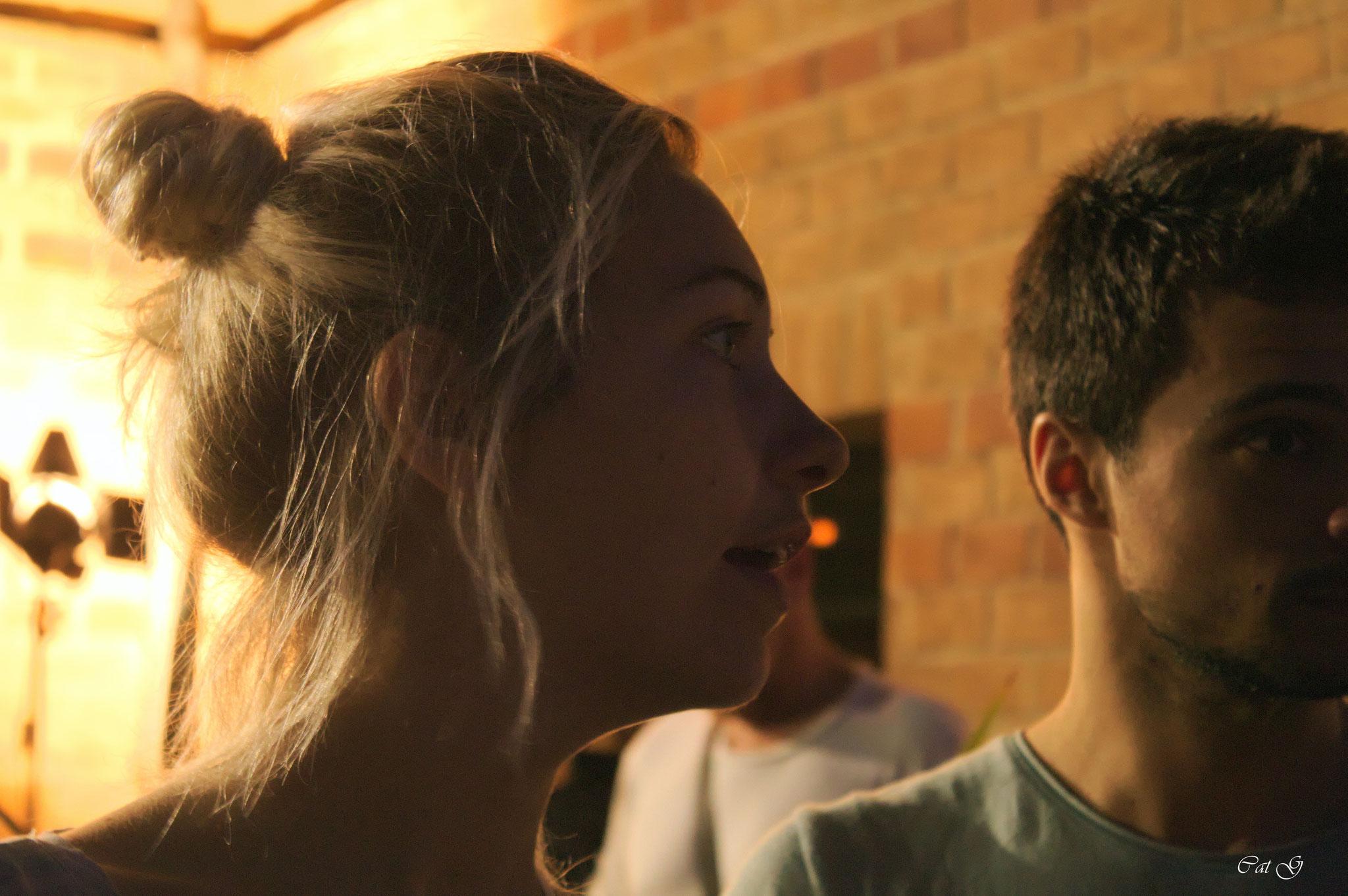 Lucile Prin co-réalisatrice Equipe 2