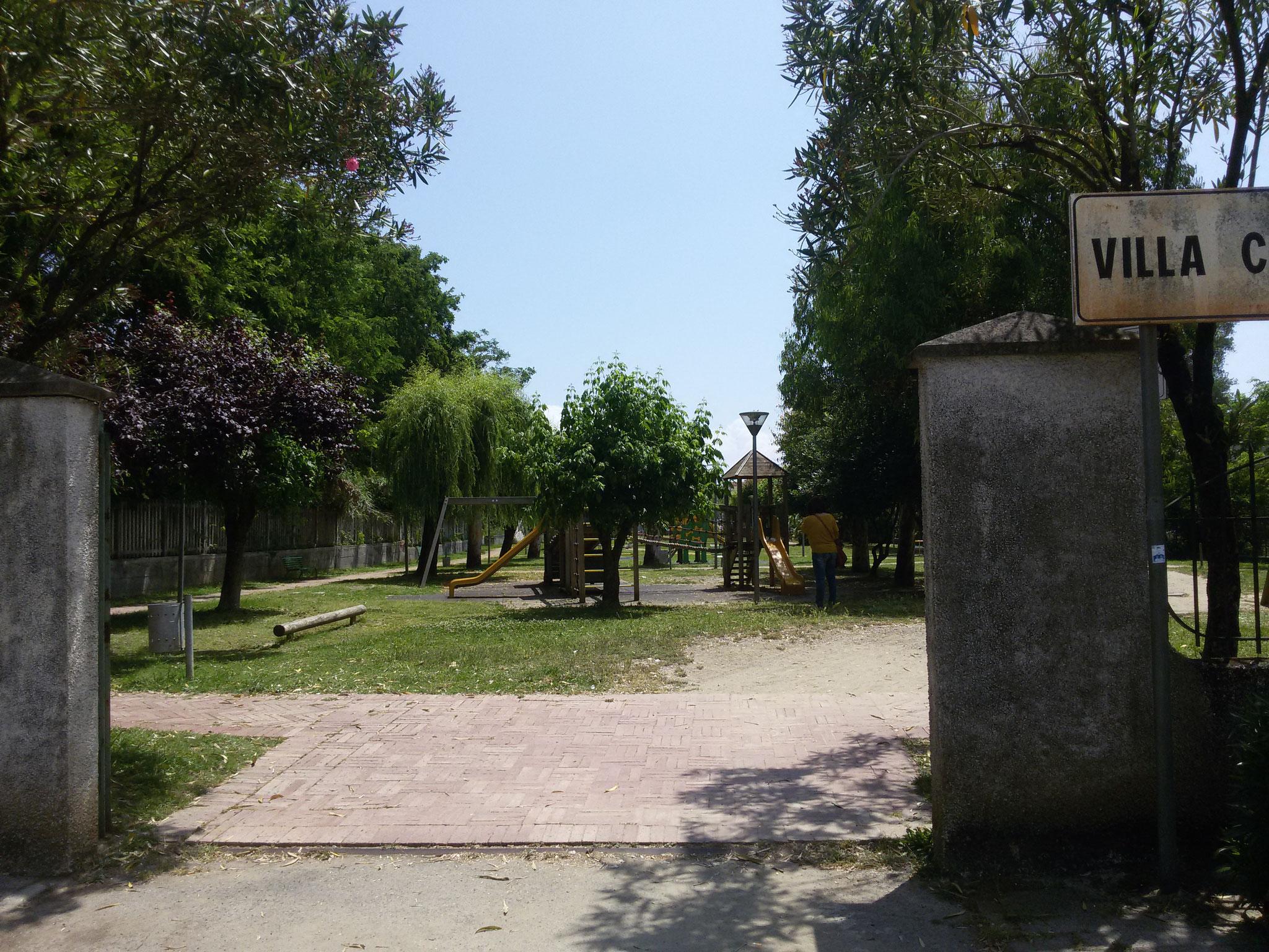 Giardini pubblici a 300 dalla casa