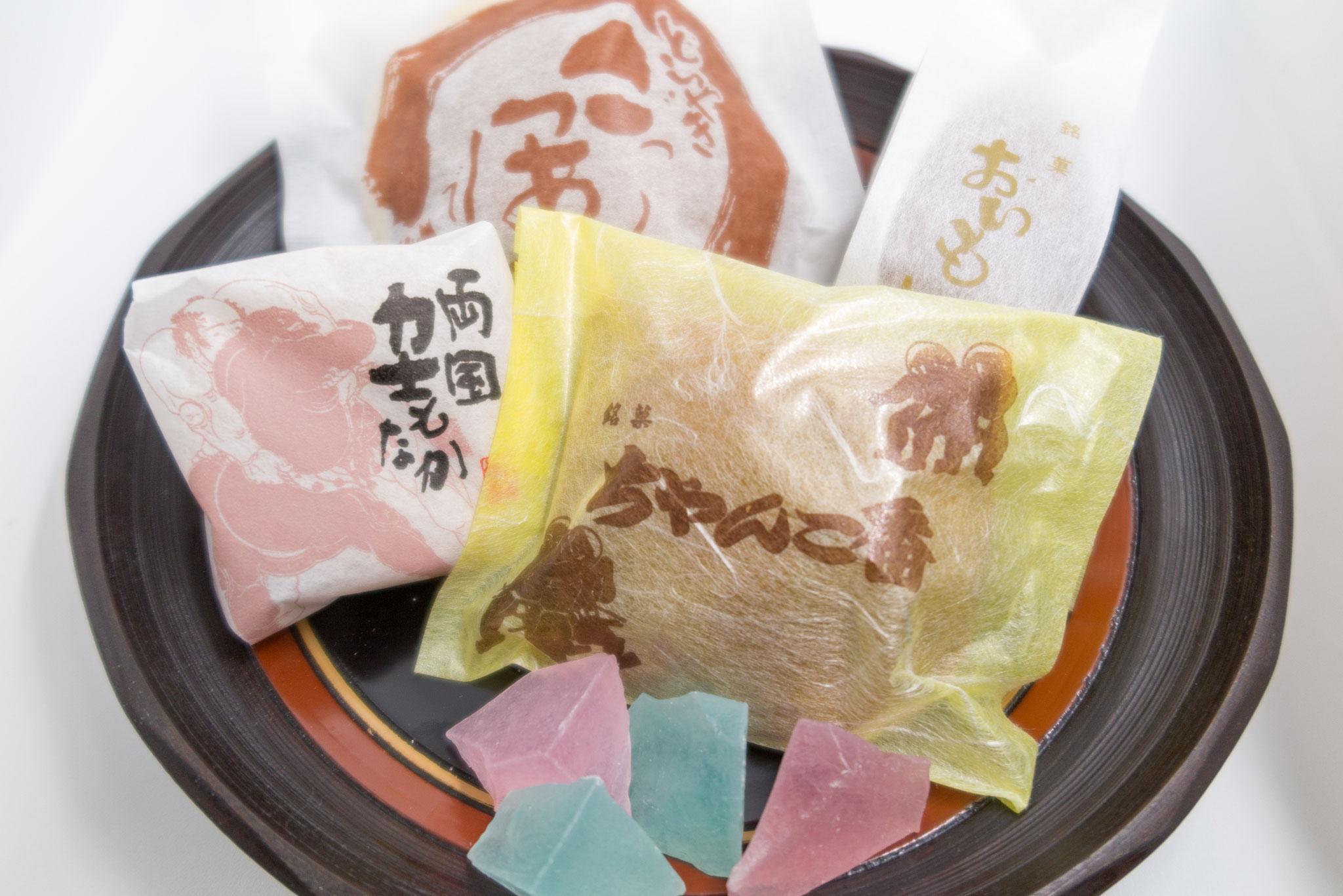 とし田の焼き菓子
