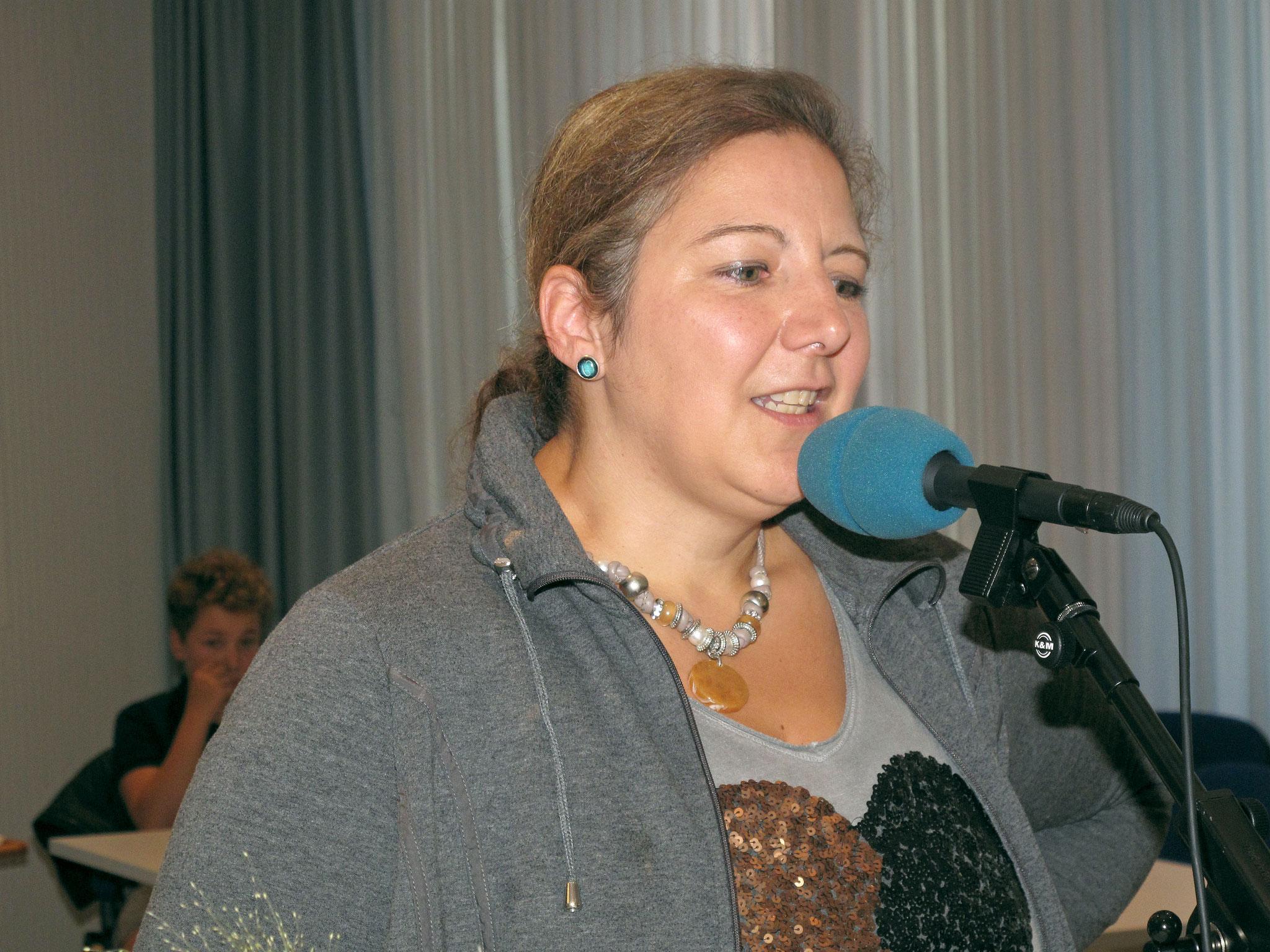 Alexandra Segmüller, Steinerschule