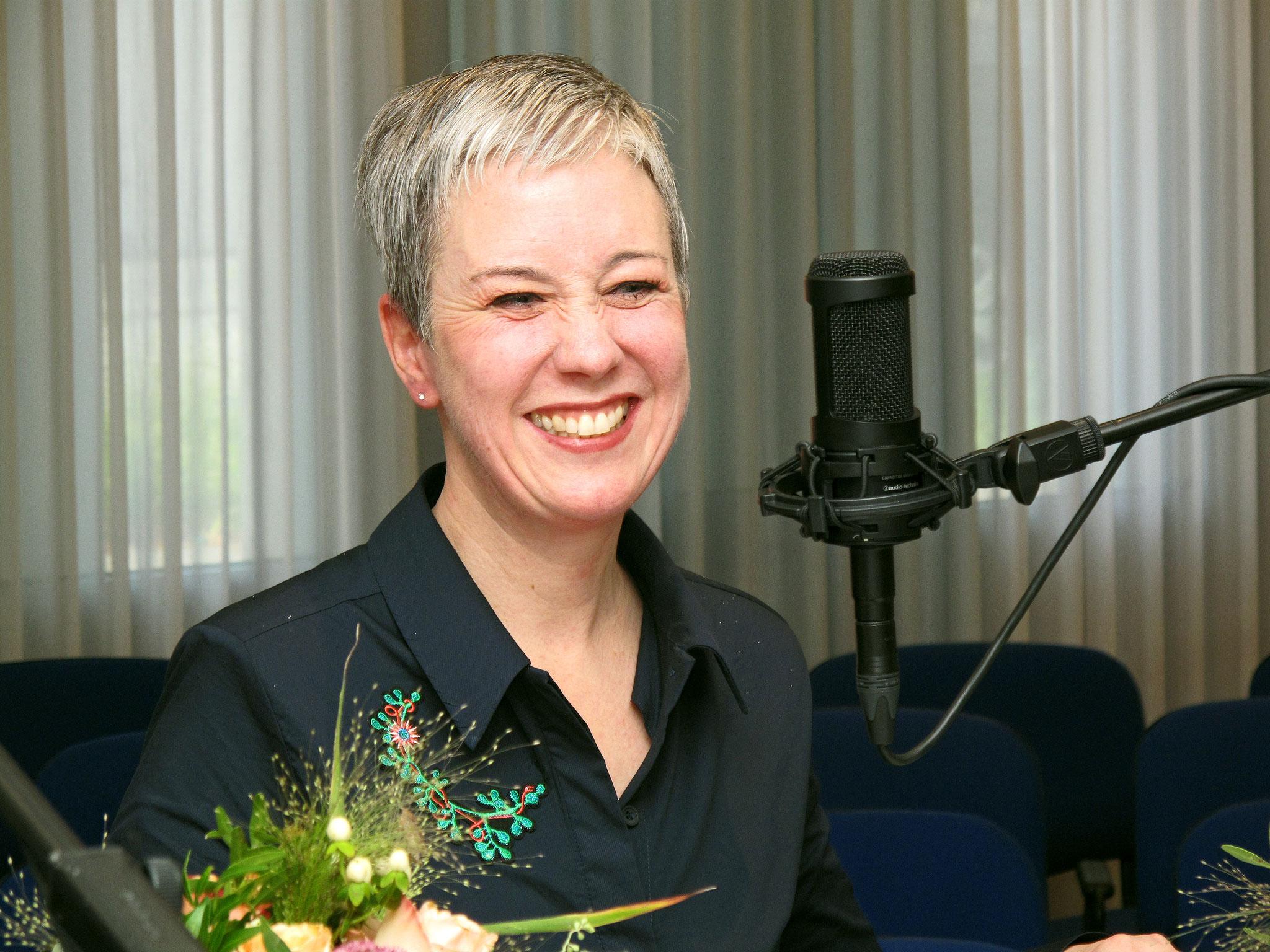 Sybille Baumann erzählt Geschichten