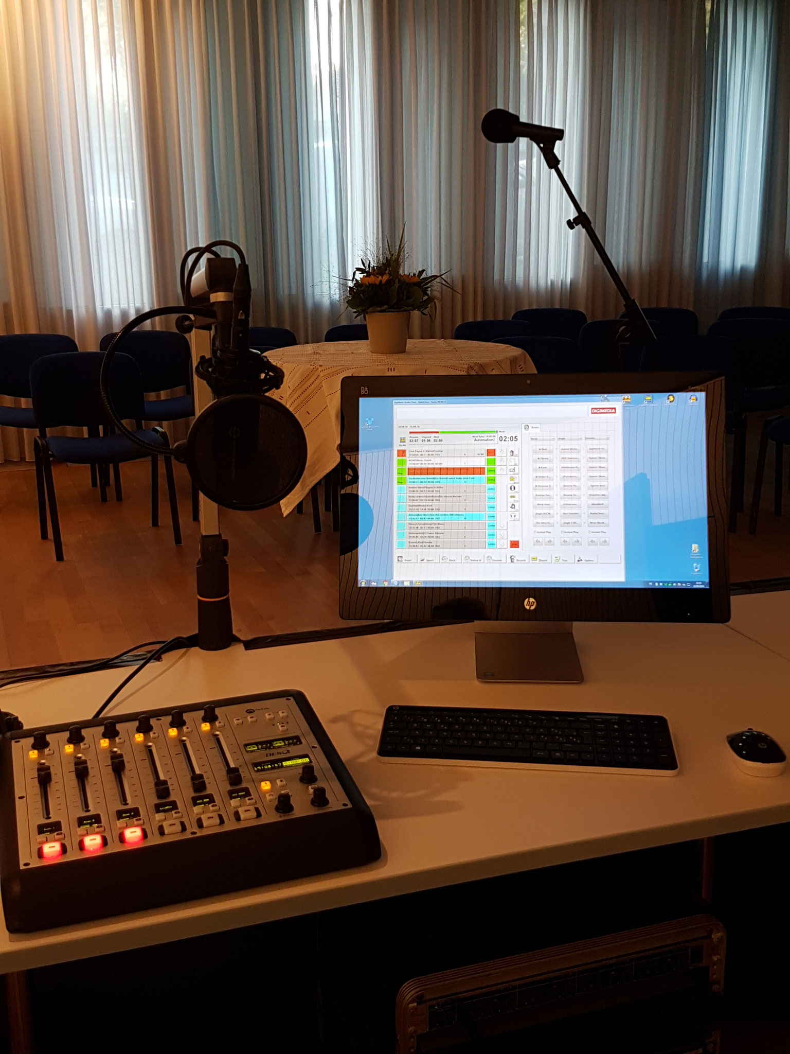 Das RadioChico Studio