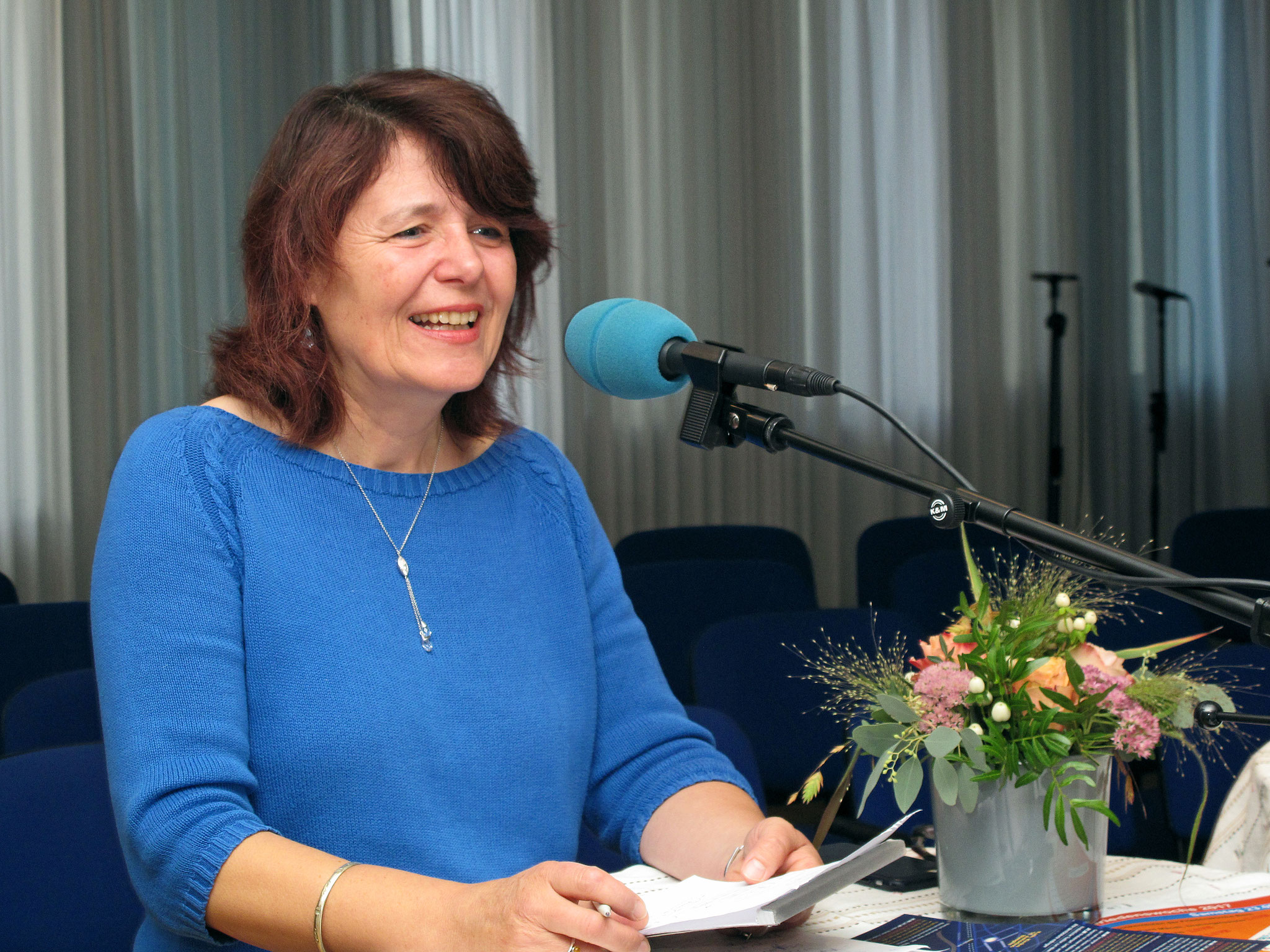 Pfarrerin Judith Pörksel