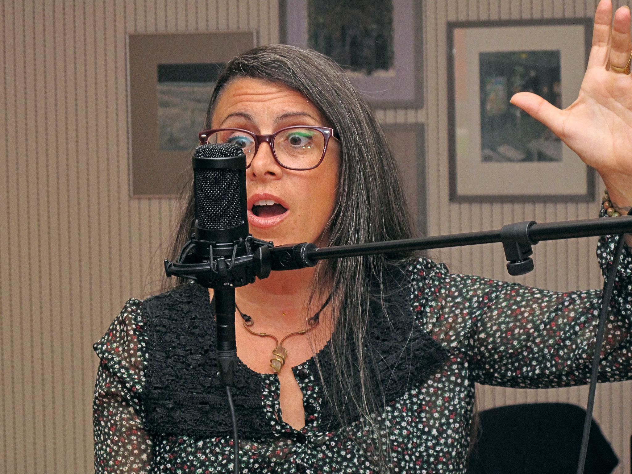 Genesina-Mara Cazzato erzählt Märchen