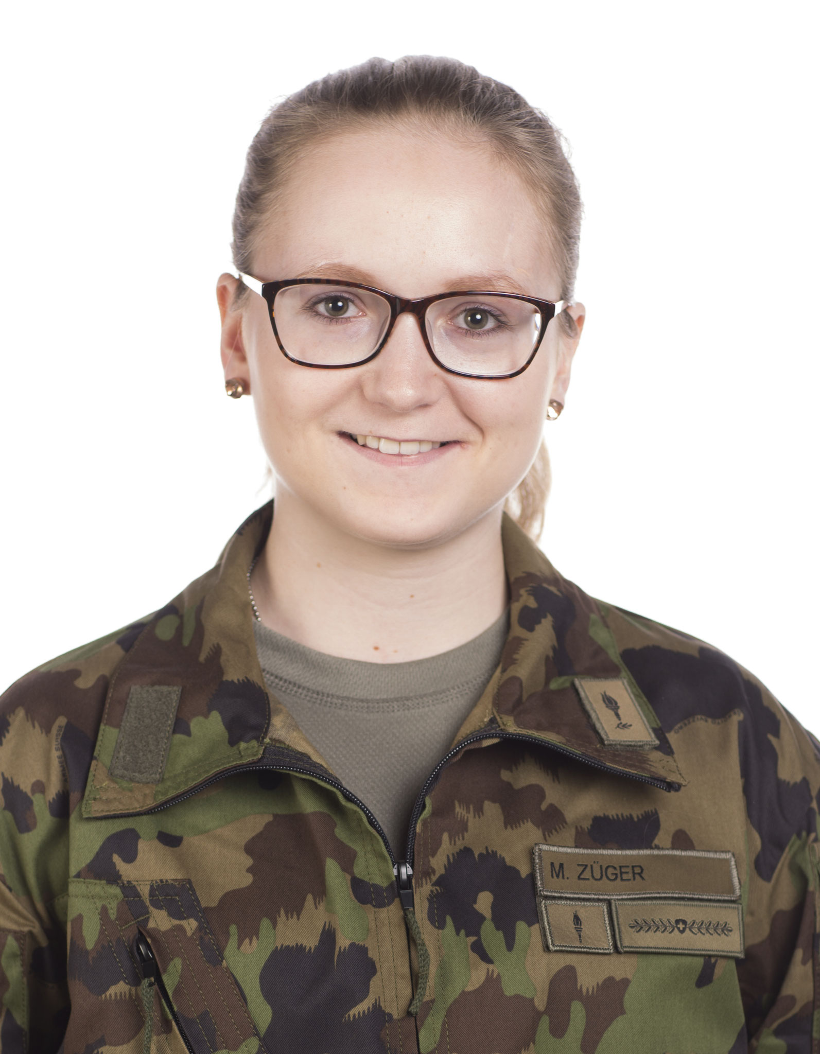 Muriel Züger, Sportschützin