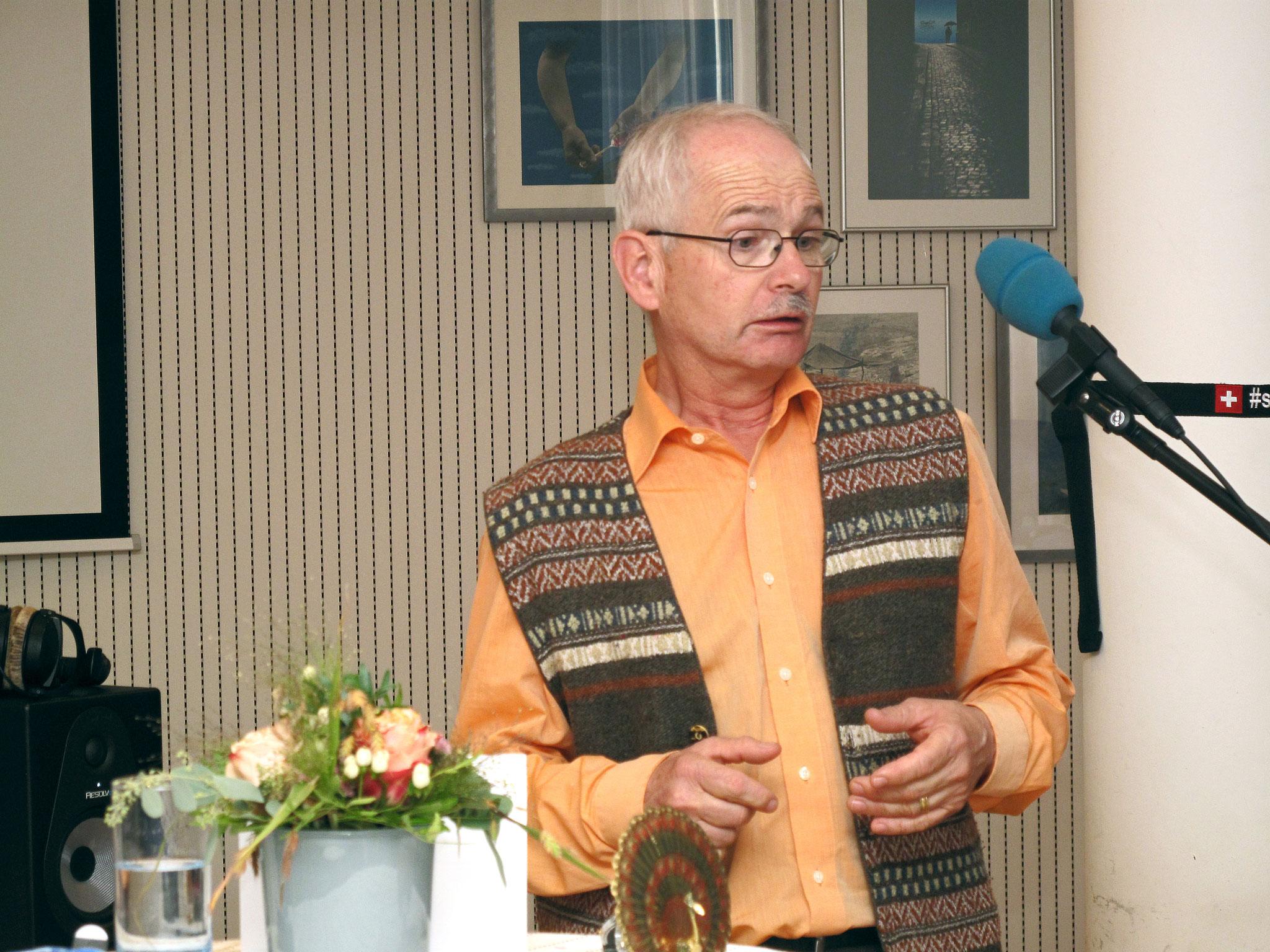 Charles Garaventa erzählt Märchen