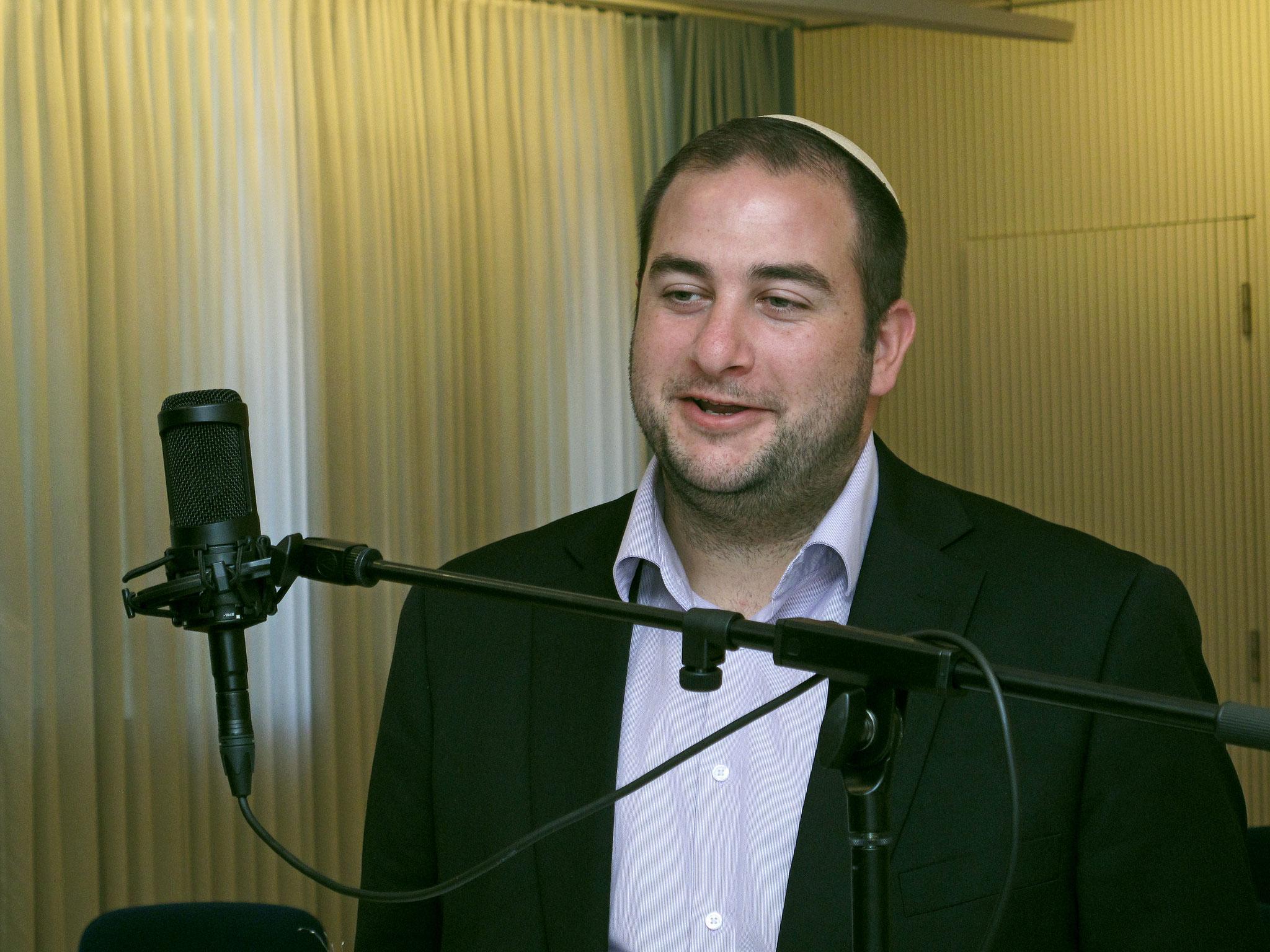 Rabbiner Michael Kohn