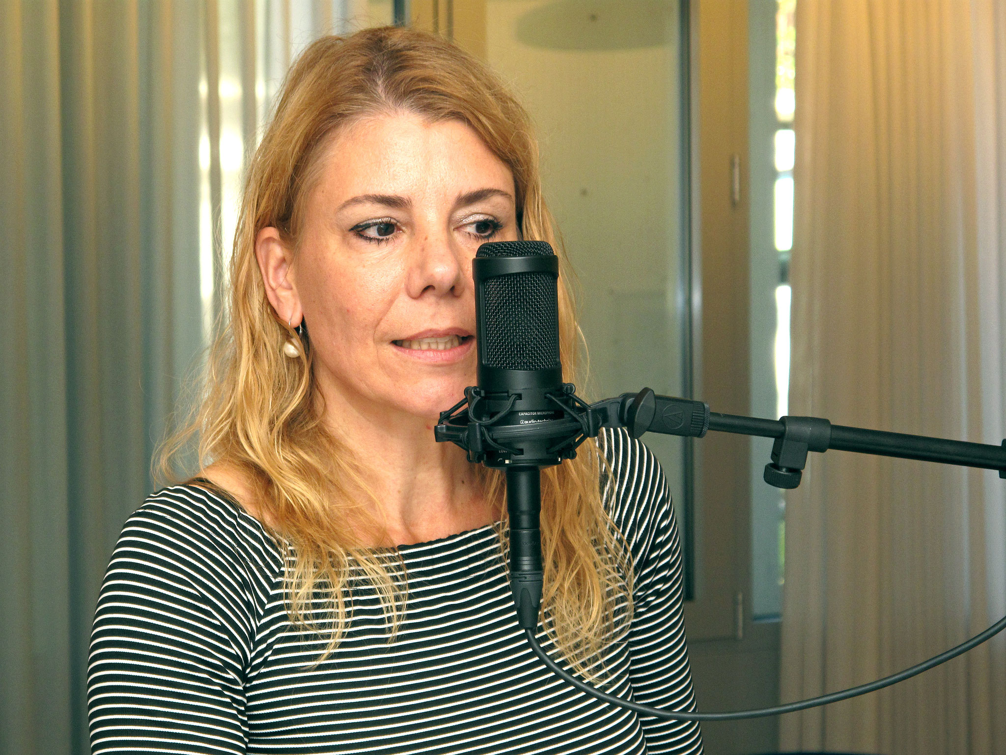 Barbara La Faro, Chor der Nationen