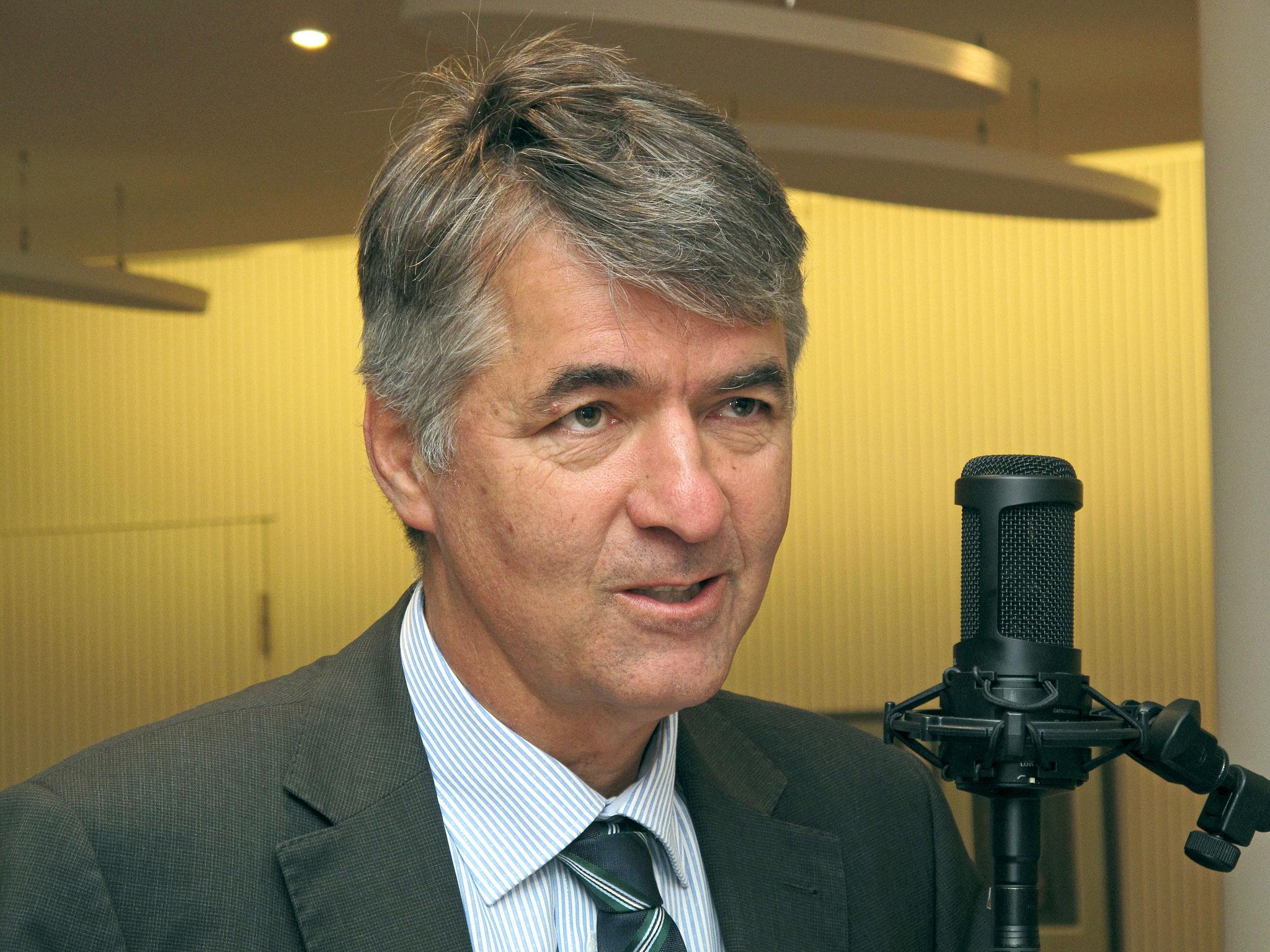 Alec von Graffenried, Stadtpräsident