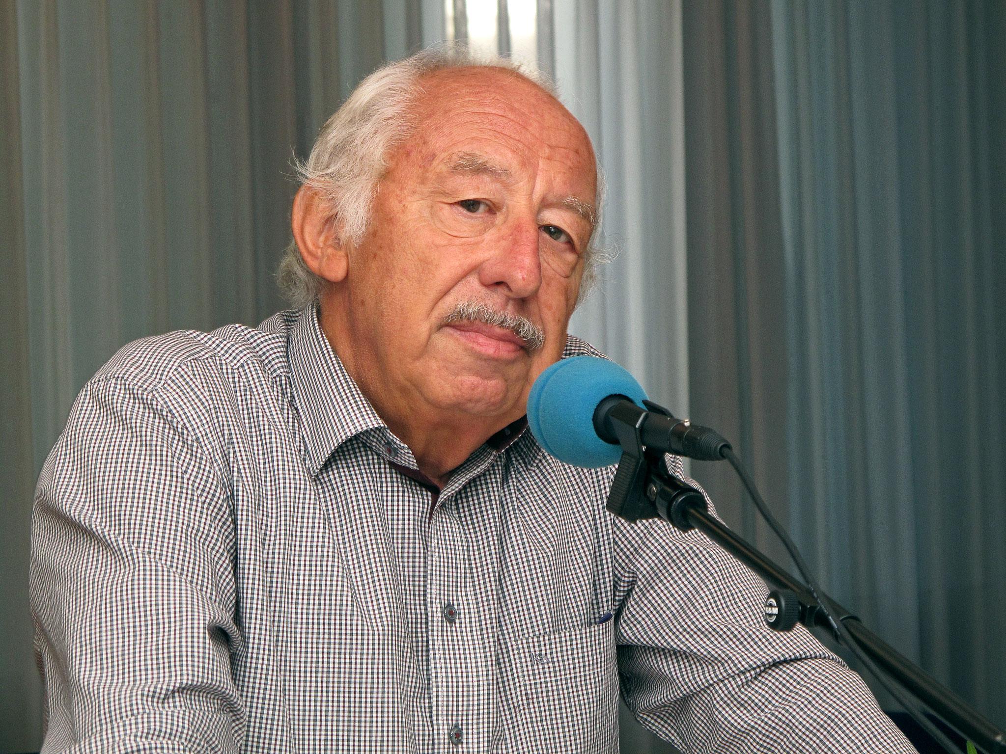 Roland Jeanneret, Journalist und Kommunikator, Mr. Glückskette