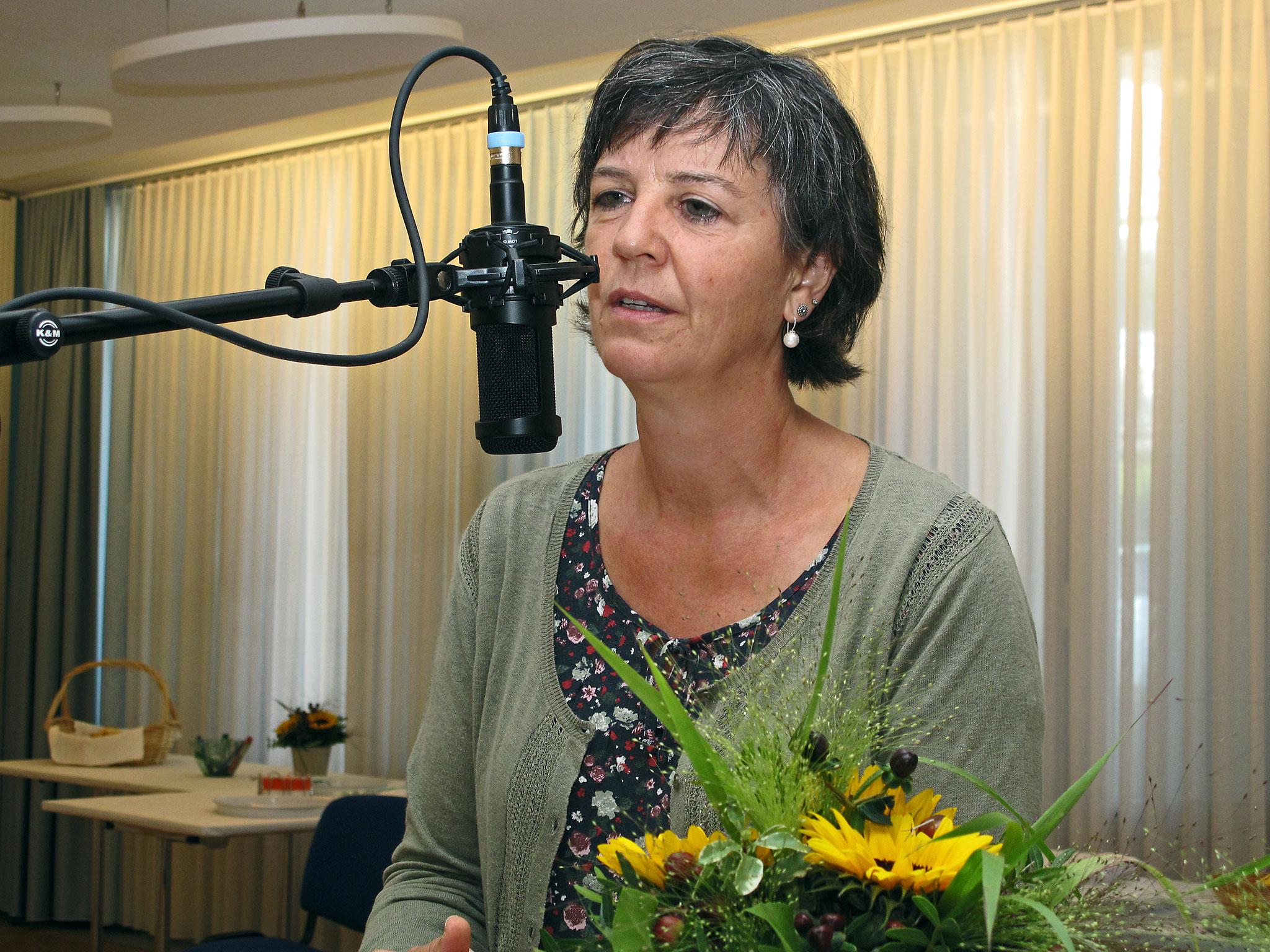 Grossrätin Christine Schnegg