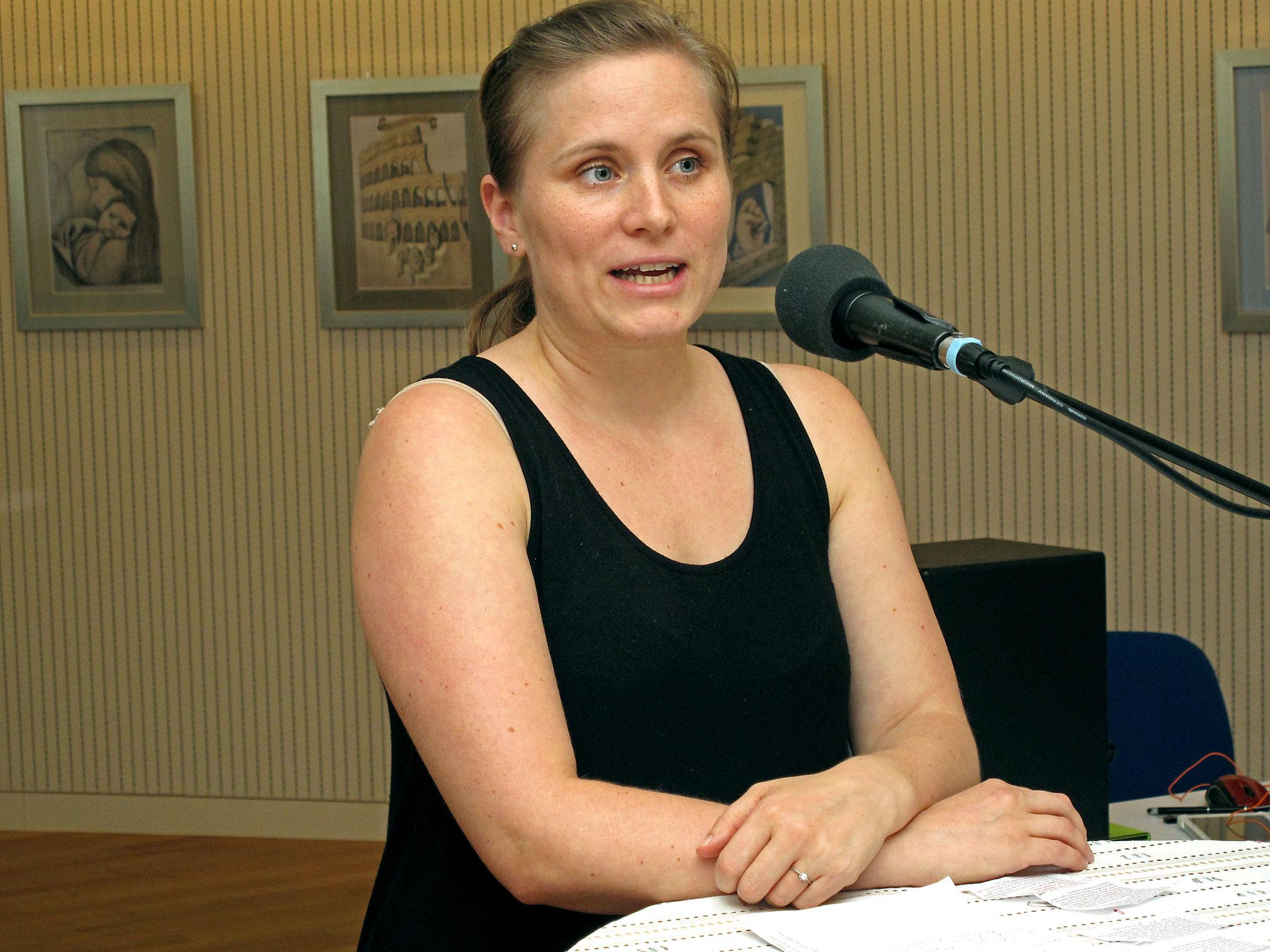 Frau Gonca Kuleli, Kulturlegi