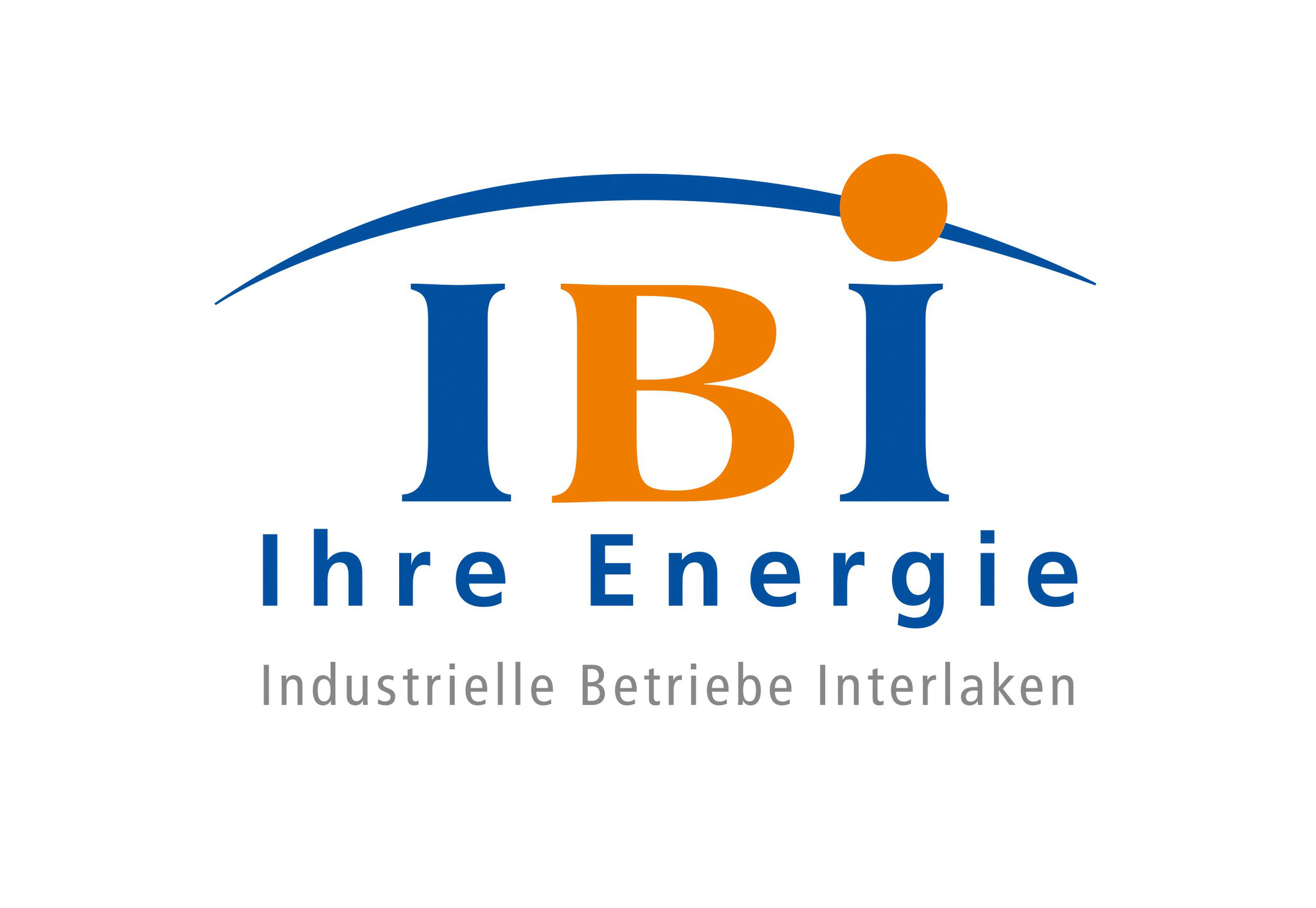 Industrielle Betriebe Interlaken