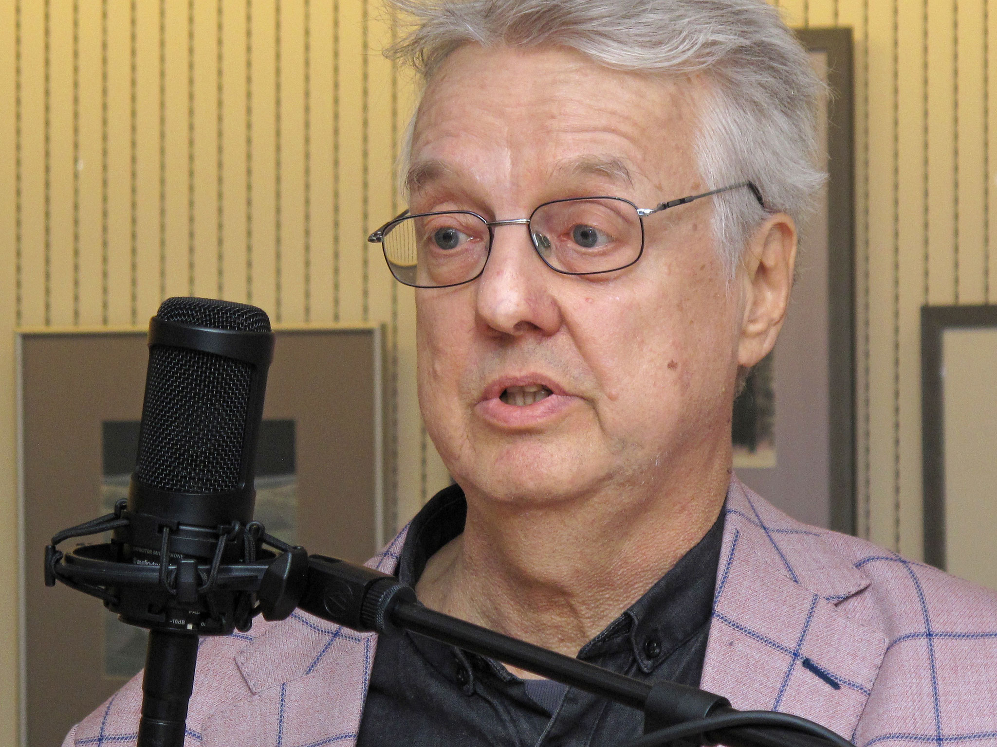 Wolfgang Hoyer, Märchenerzähler