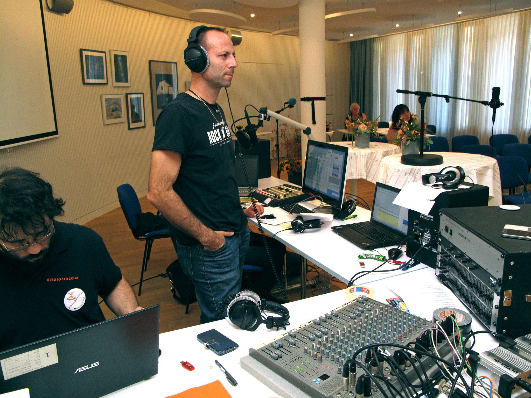 Roger, RadioChico DJ