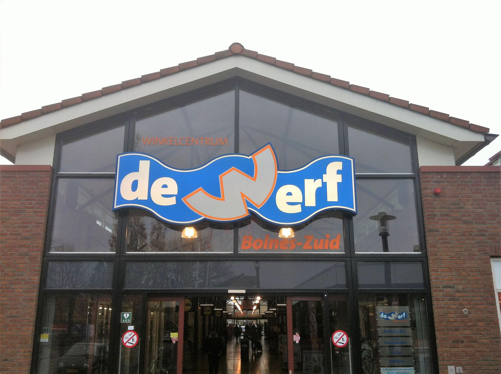 Winkelcentrum 'de Werf'