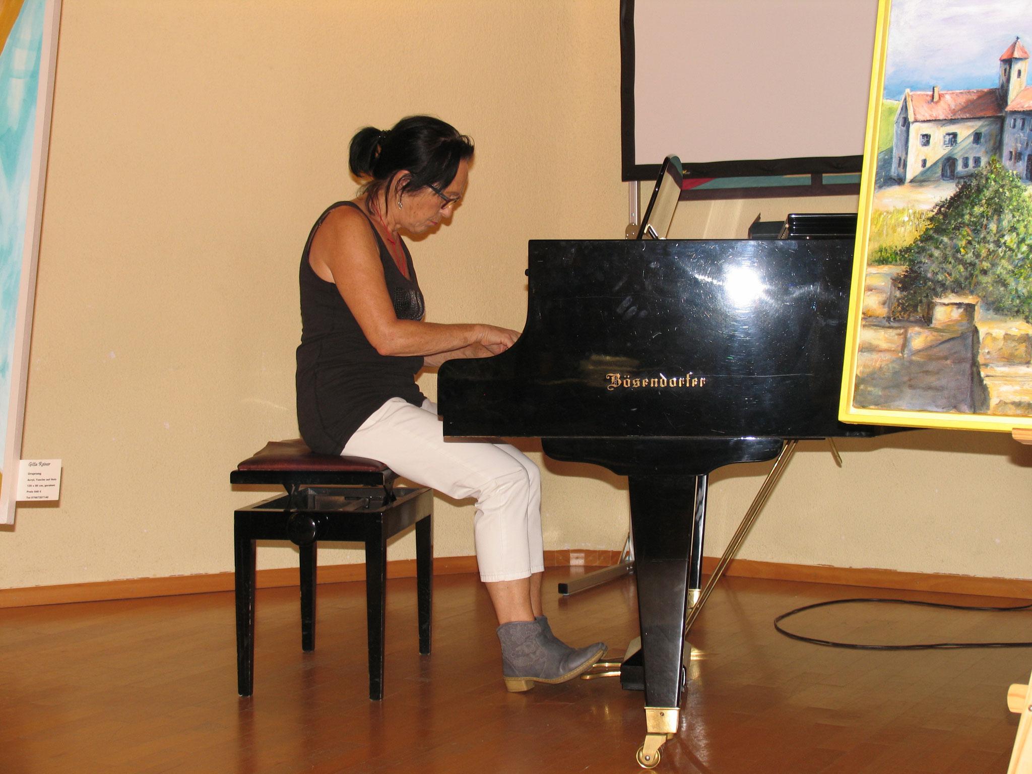 Birgit, musikalische Einleitung