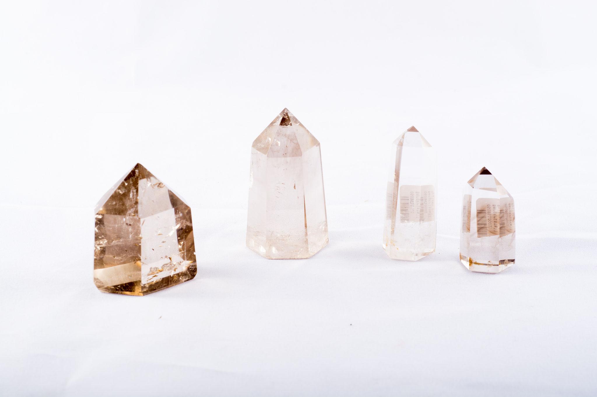 Kristallspitzen