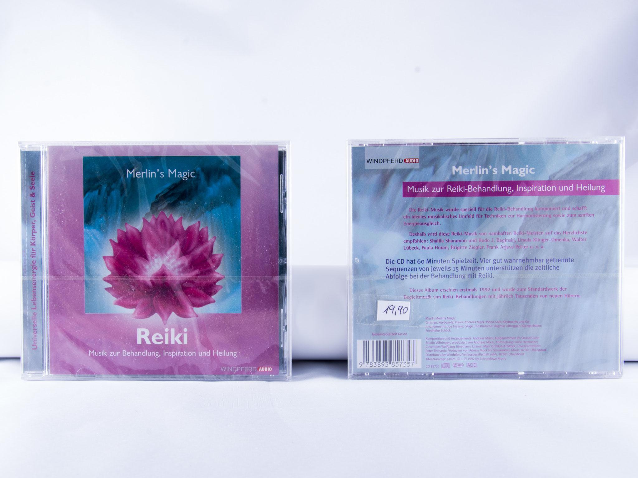 Reiki-CD