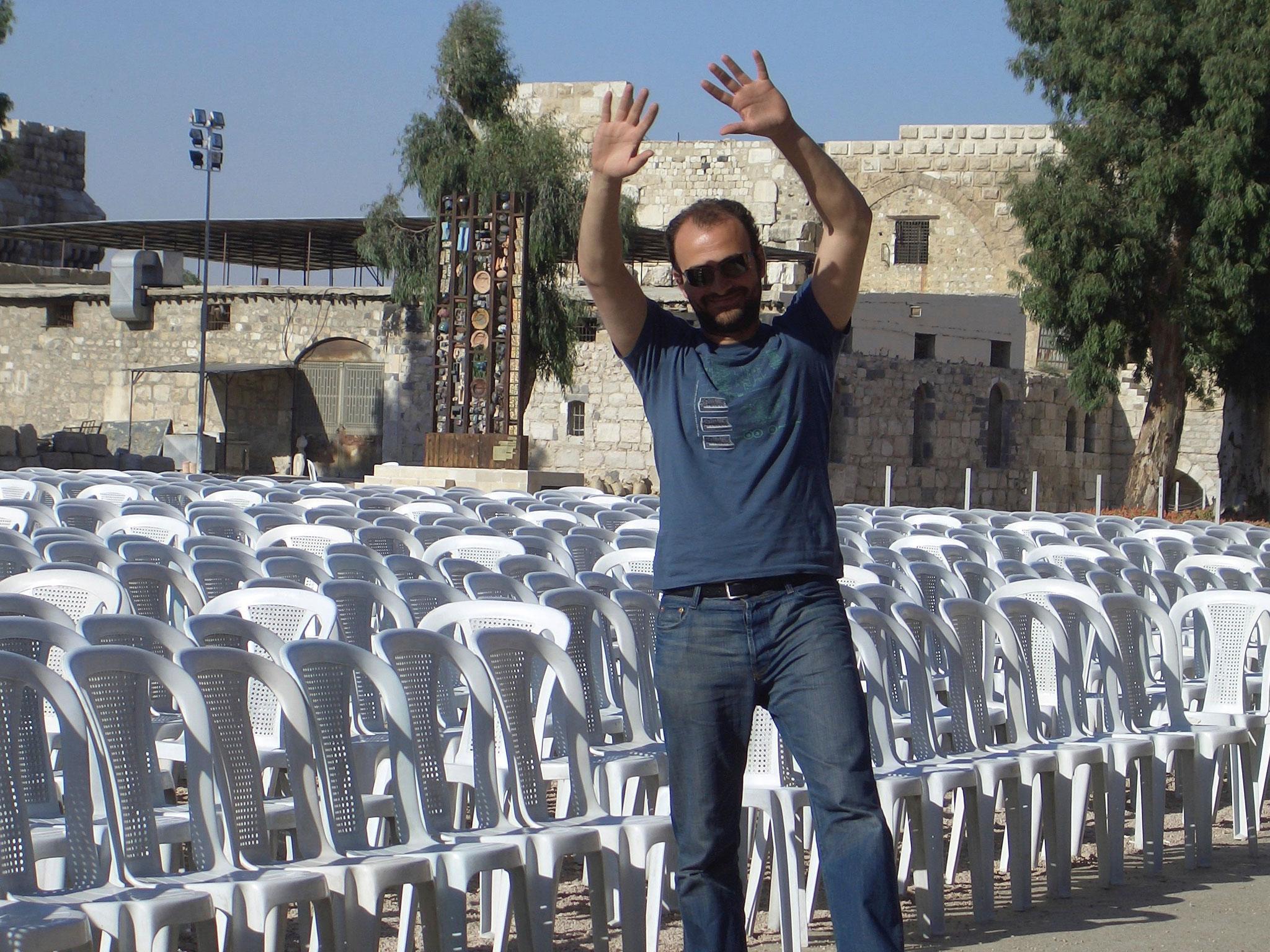 Zitadelle Damaskus