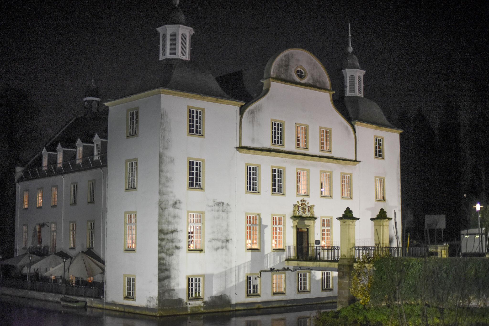 Krimidinner Schloss Borbeck