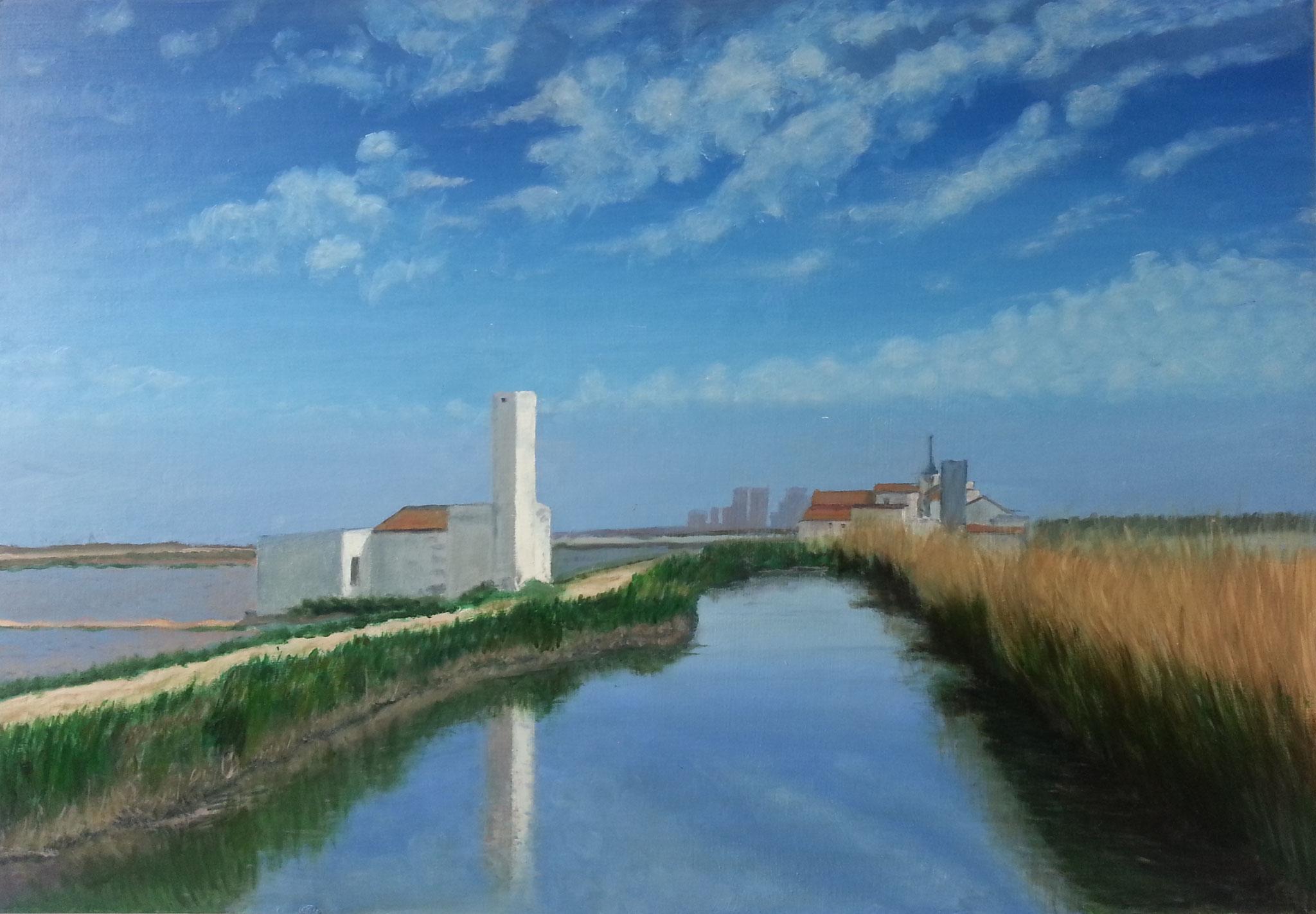 Canal de la Albufera