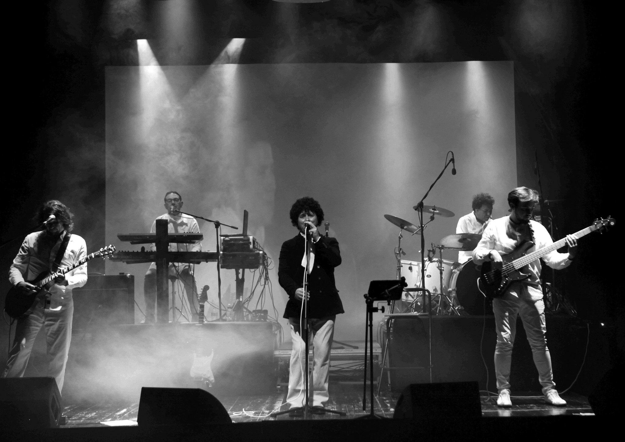 QUINTO SPAZIO tribute band LUCIO BATTISTI