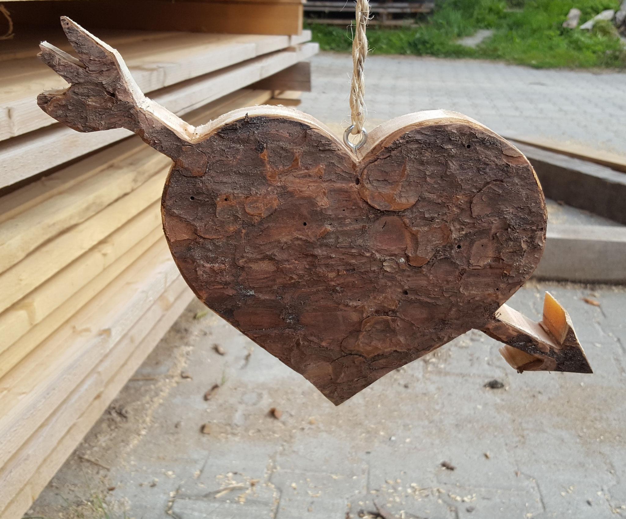 Wir lieben HOLZ und freuen uns auch 2018 auf Ihre Holz-Ideen.