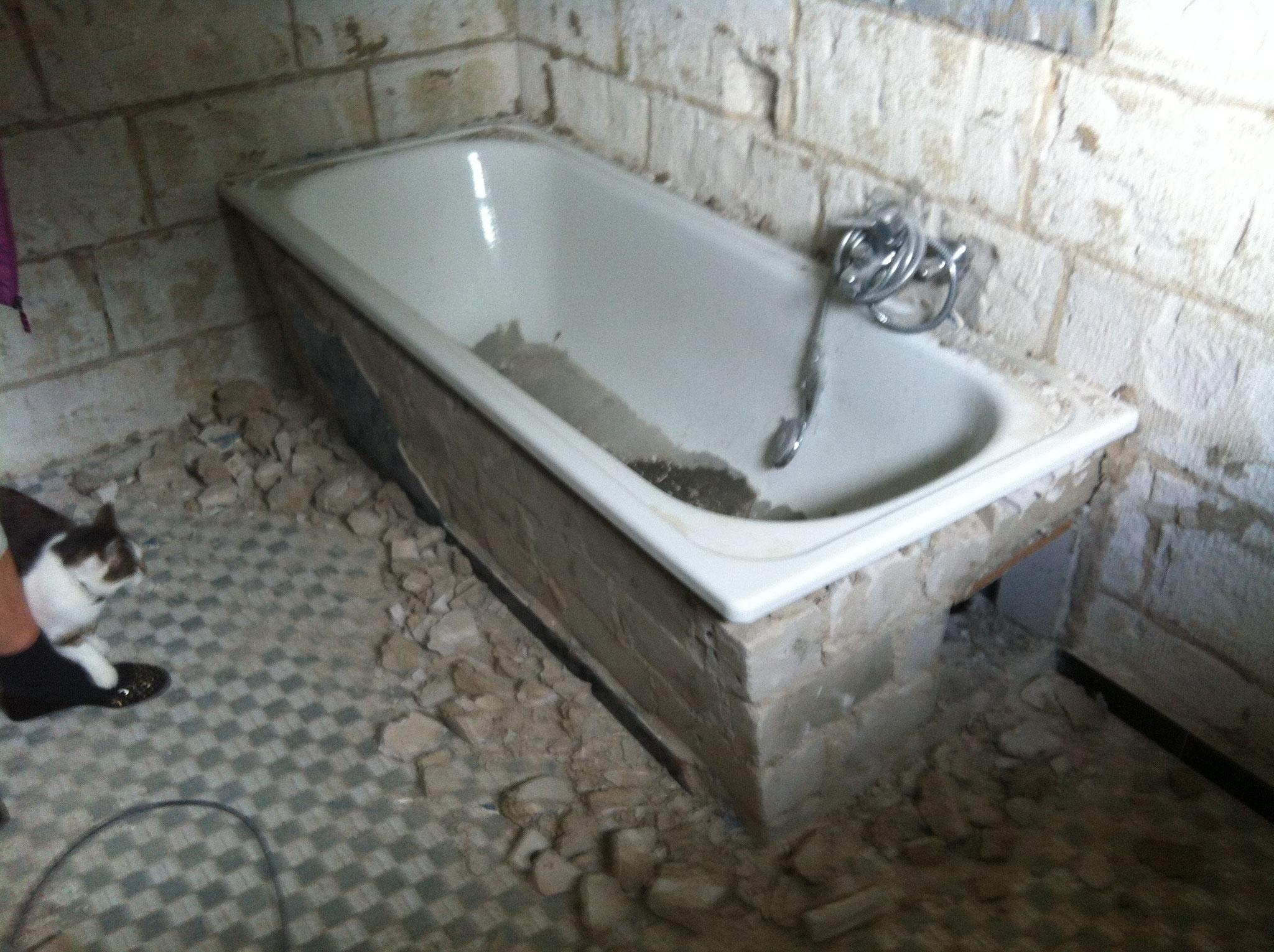 Alte Badewanne bilder wicher hausmeisterservice der alten
