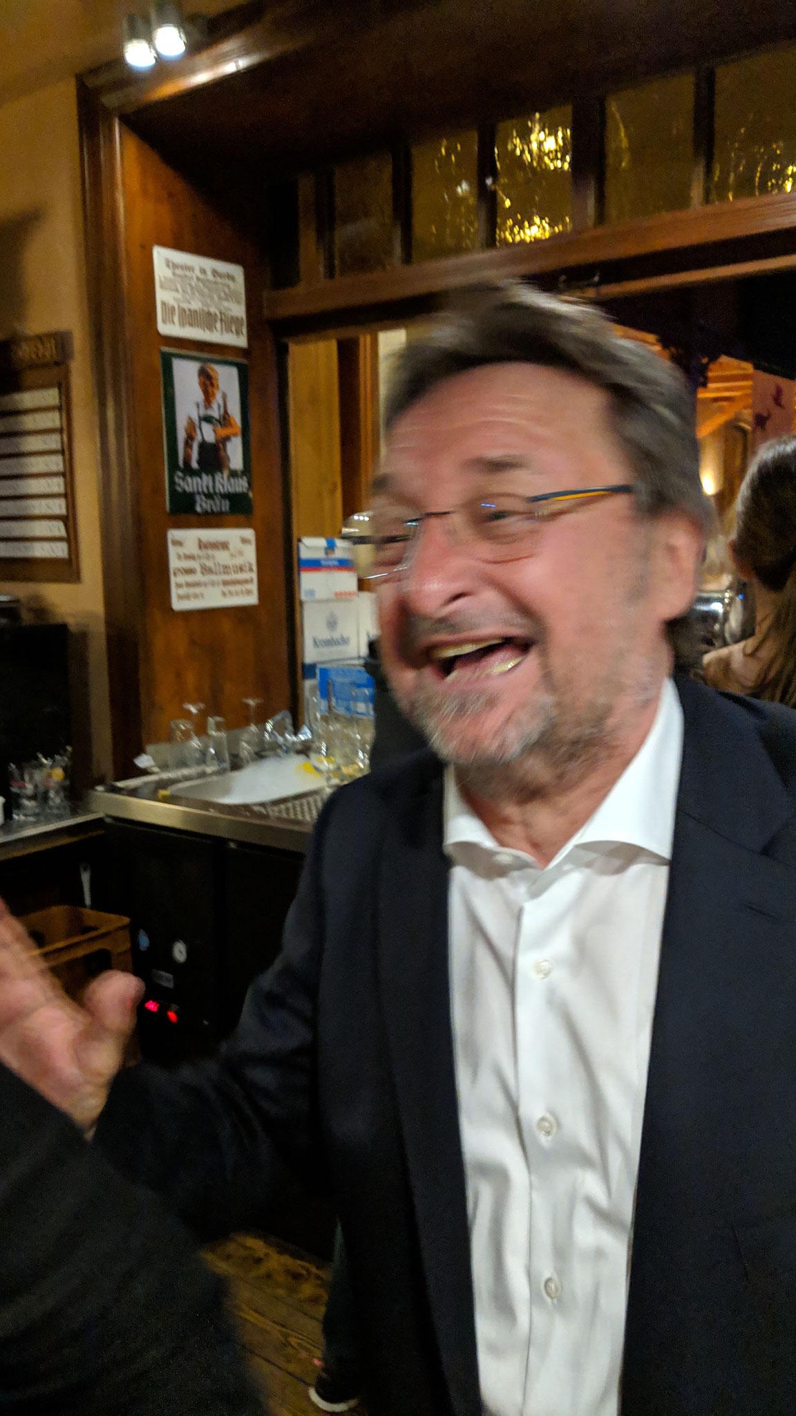 Werner Sinast- Wenns läuft, dann läufts!