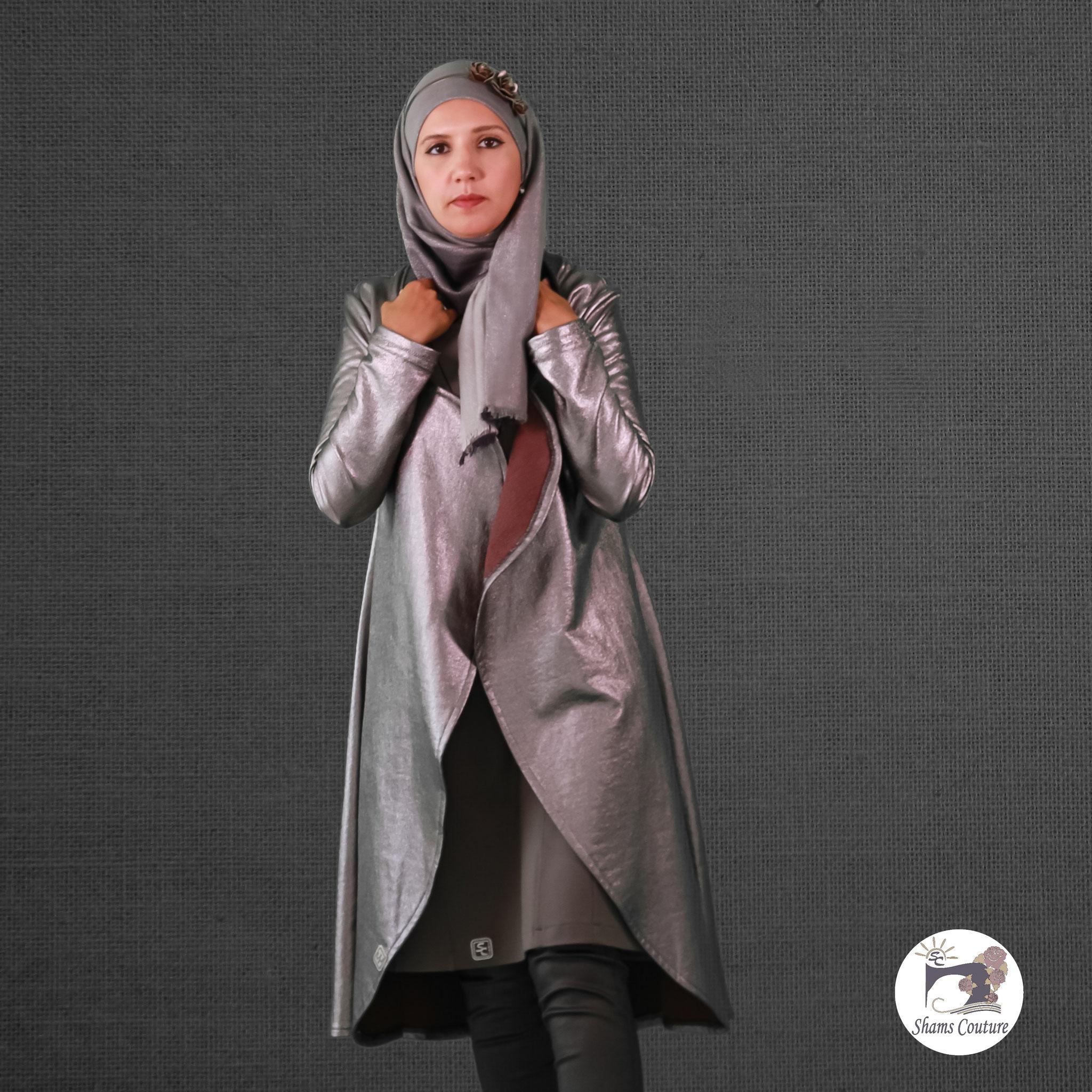 Modest Fashion Schnittmuster - Cardigan Modeste No.1