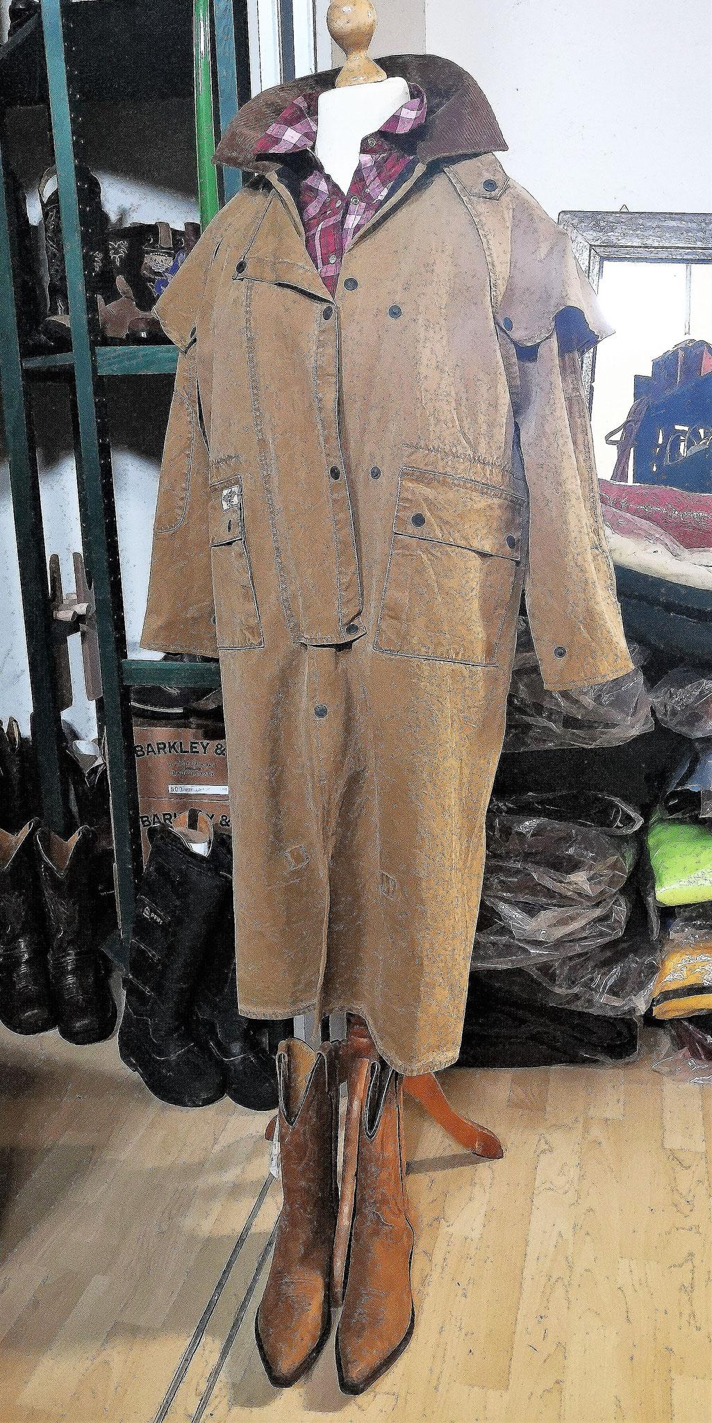 Westernbekleidung von Running Baer