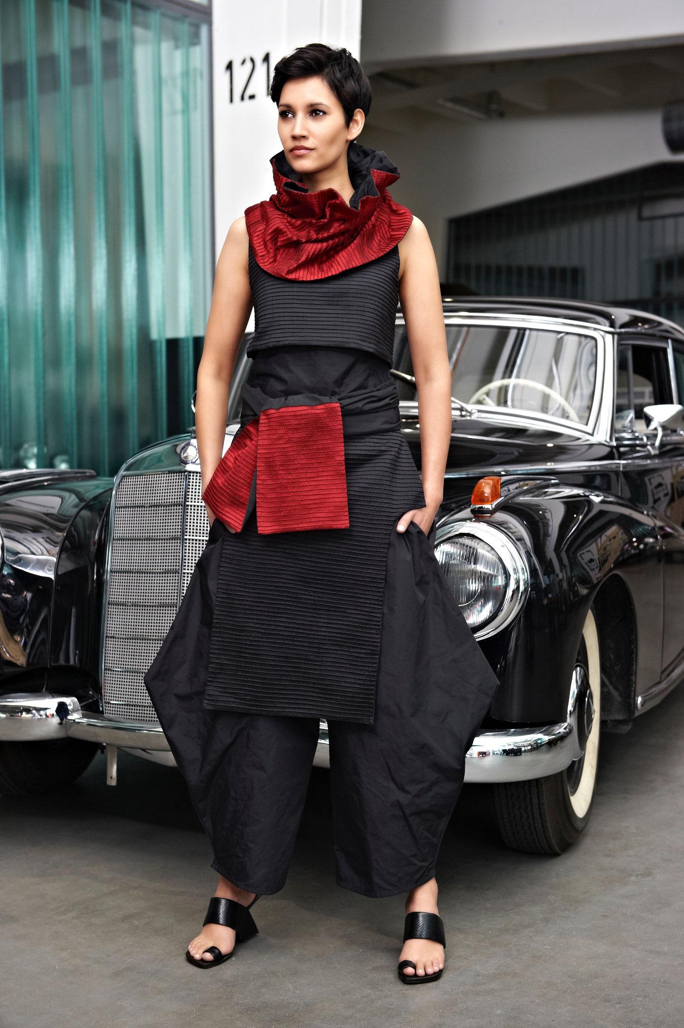 Model Ina Wehleit, Foto Jürgen Freymann