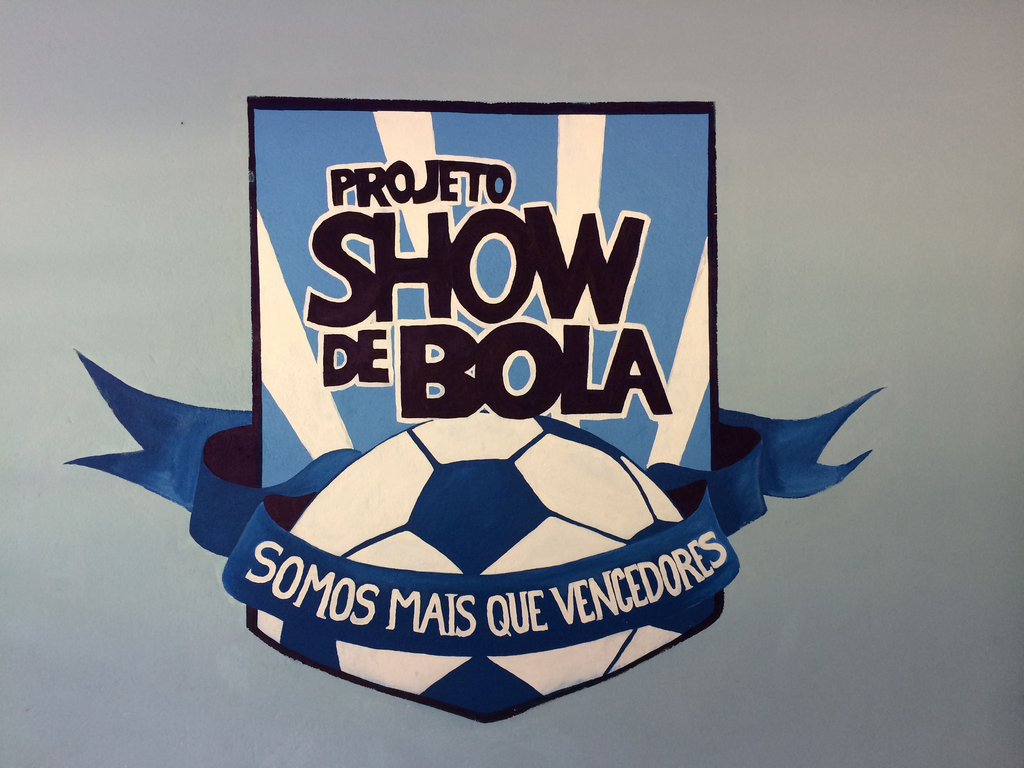 Show de Bola: Logo