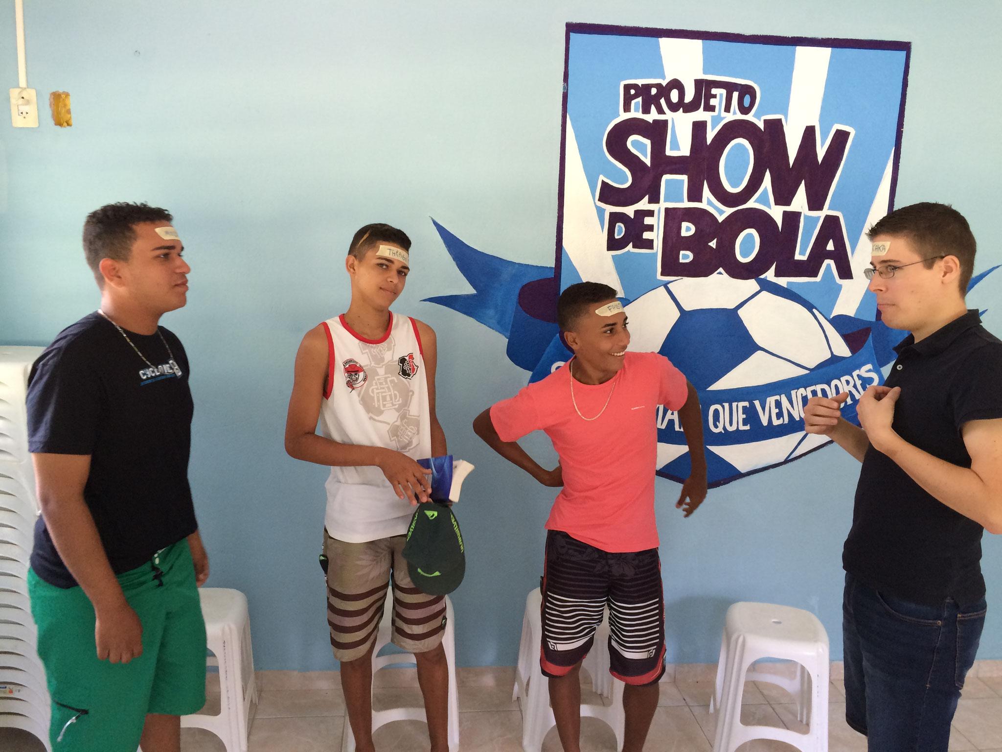 Show de Bola: Wer kennt dieses Spiel noch... :-)