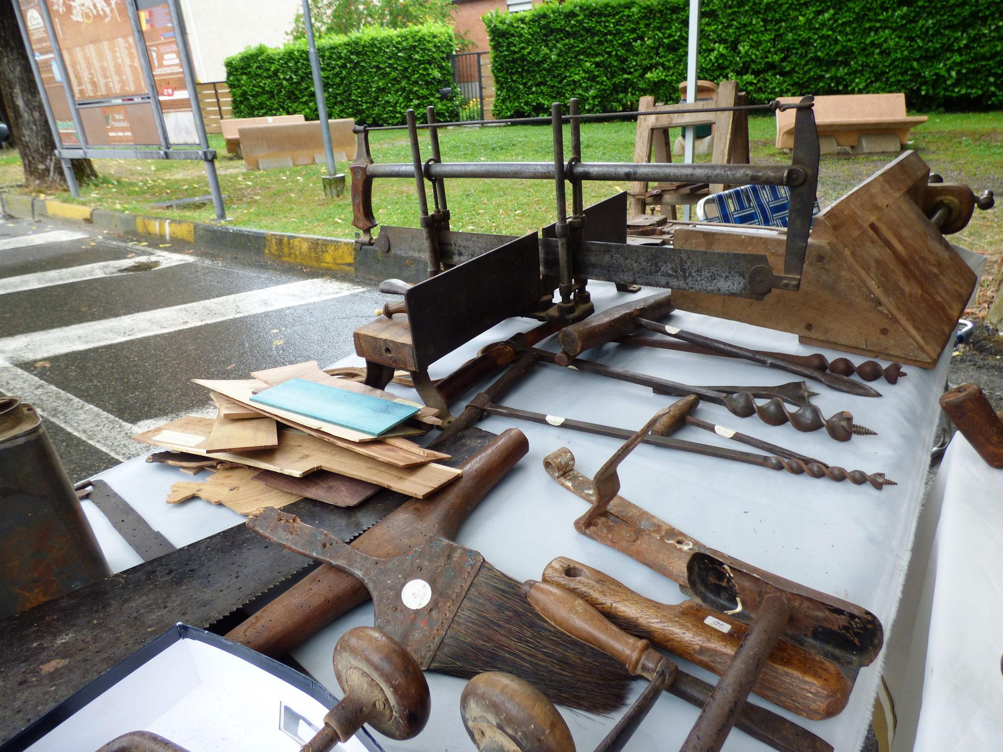 falegnameria e intarsio alla scoperta di antichi mestieri