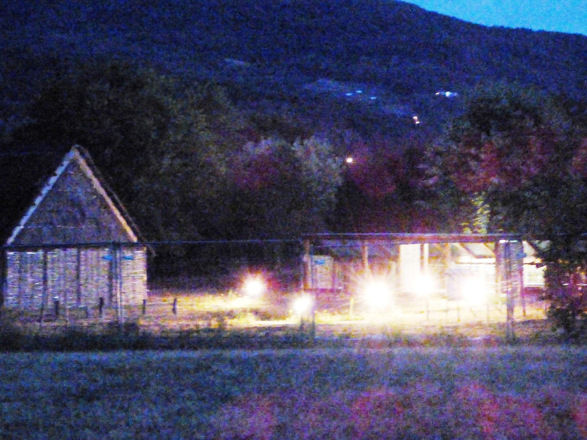 cinema sotto le stelle - Parco Archeologico di Travo 16 agosto 2016