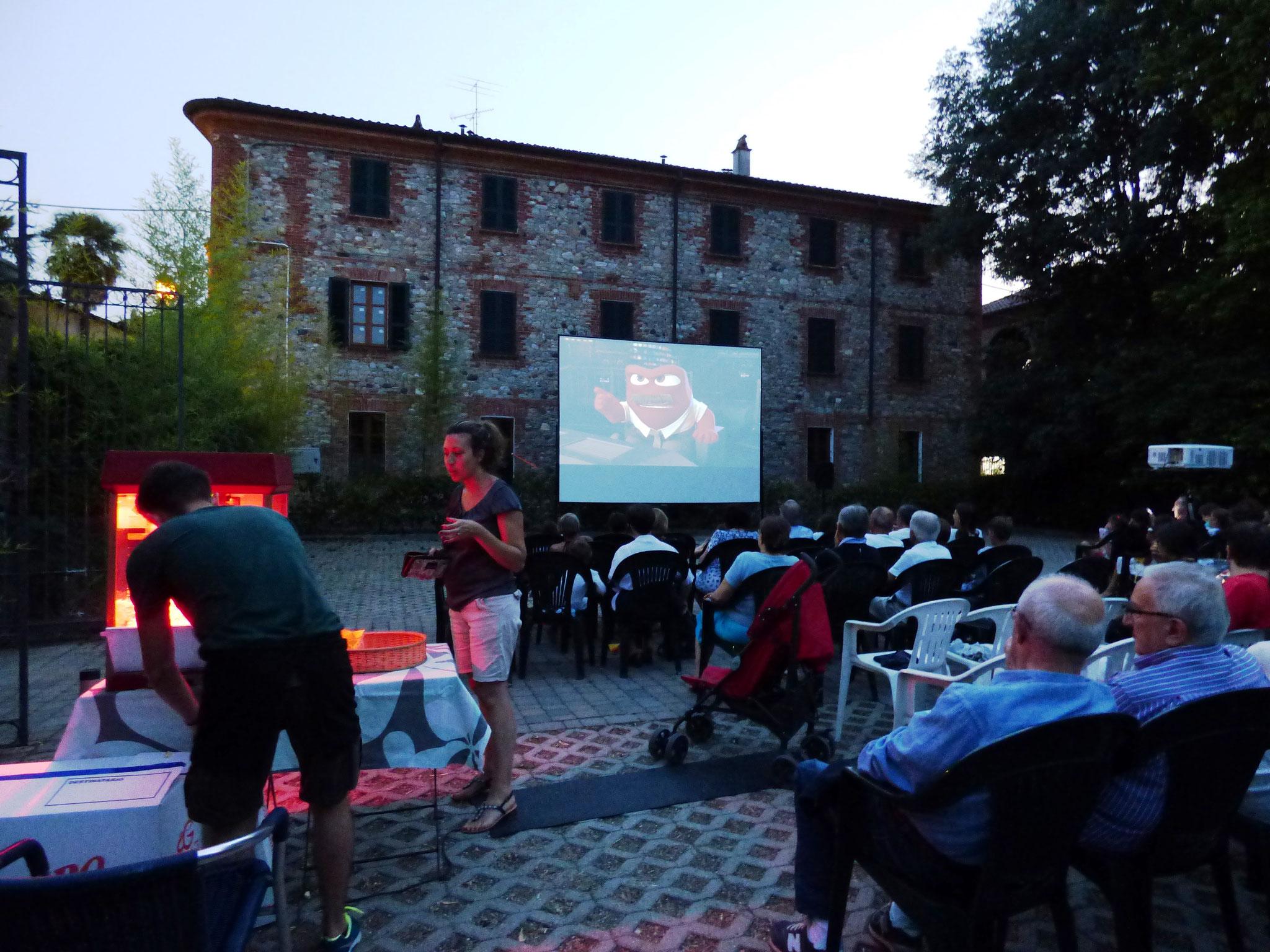 Rivergaro: cinema sotto le stelle 21 luglio 2016