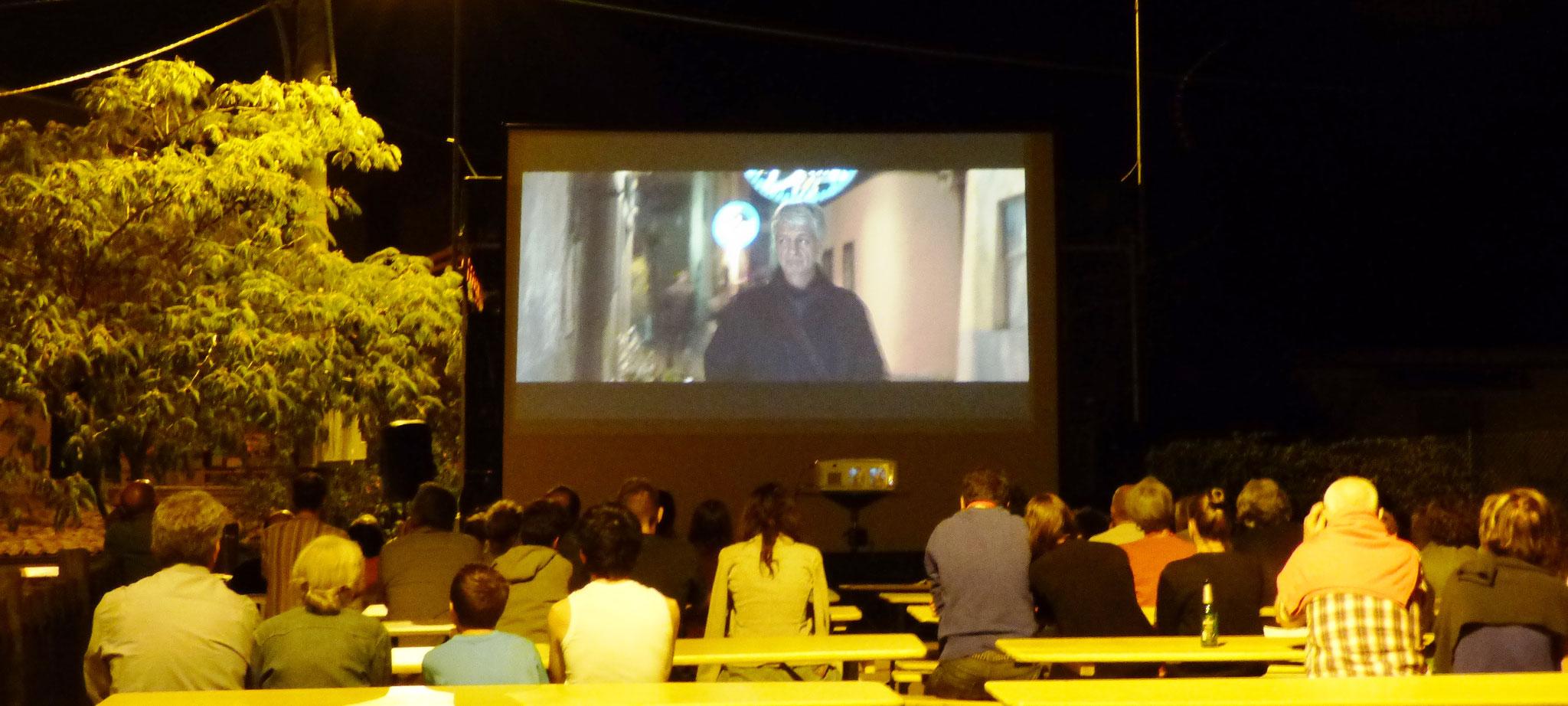 cinema sotto le stelle 8 agosto 2016 Pigazzano di Travo