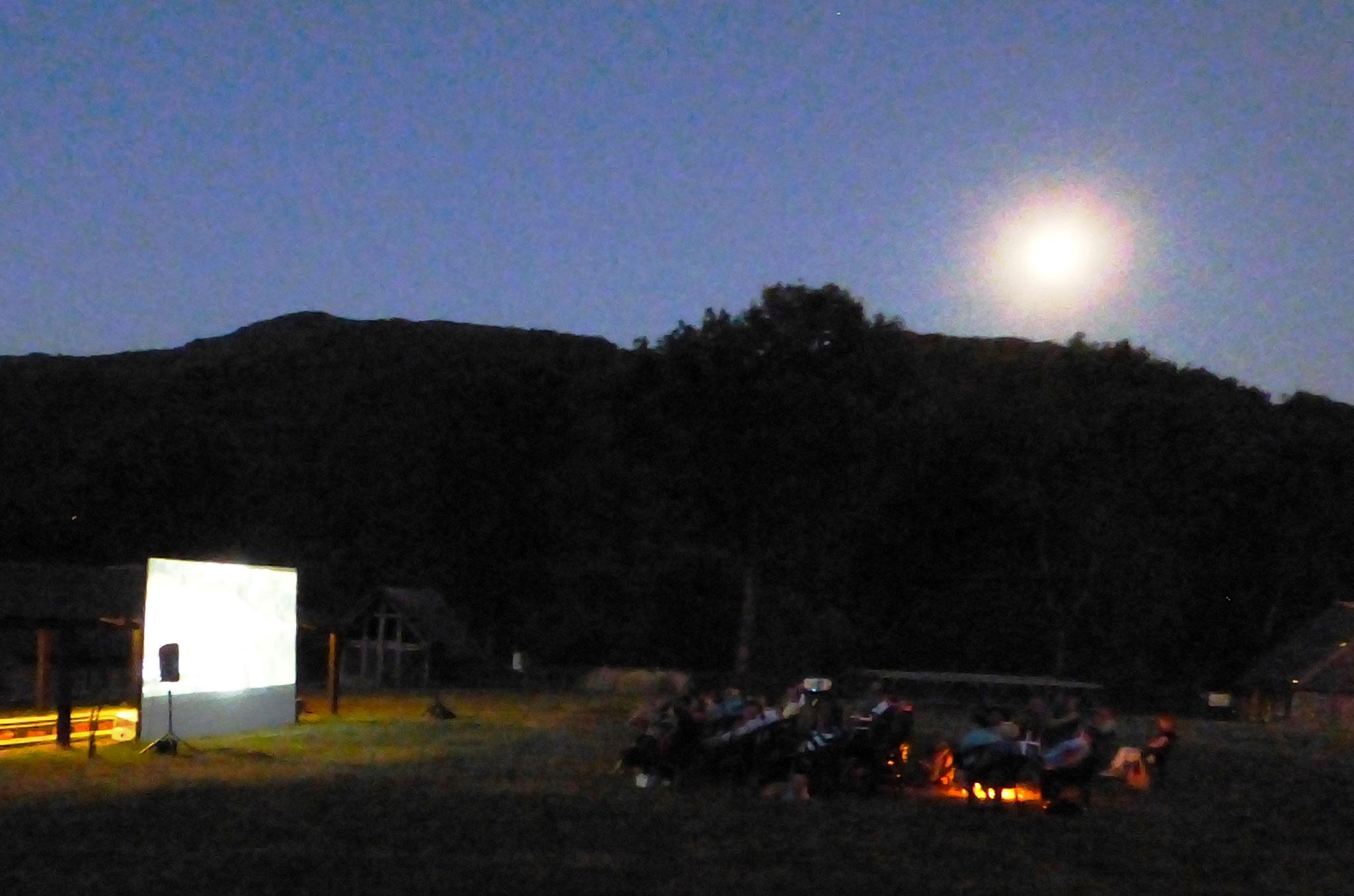 Travo: cinema sotto le stelle al Parco Archeologico 18 luglio 2016