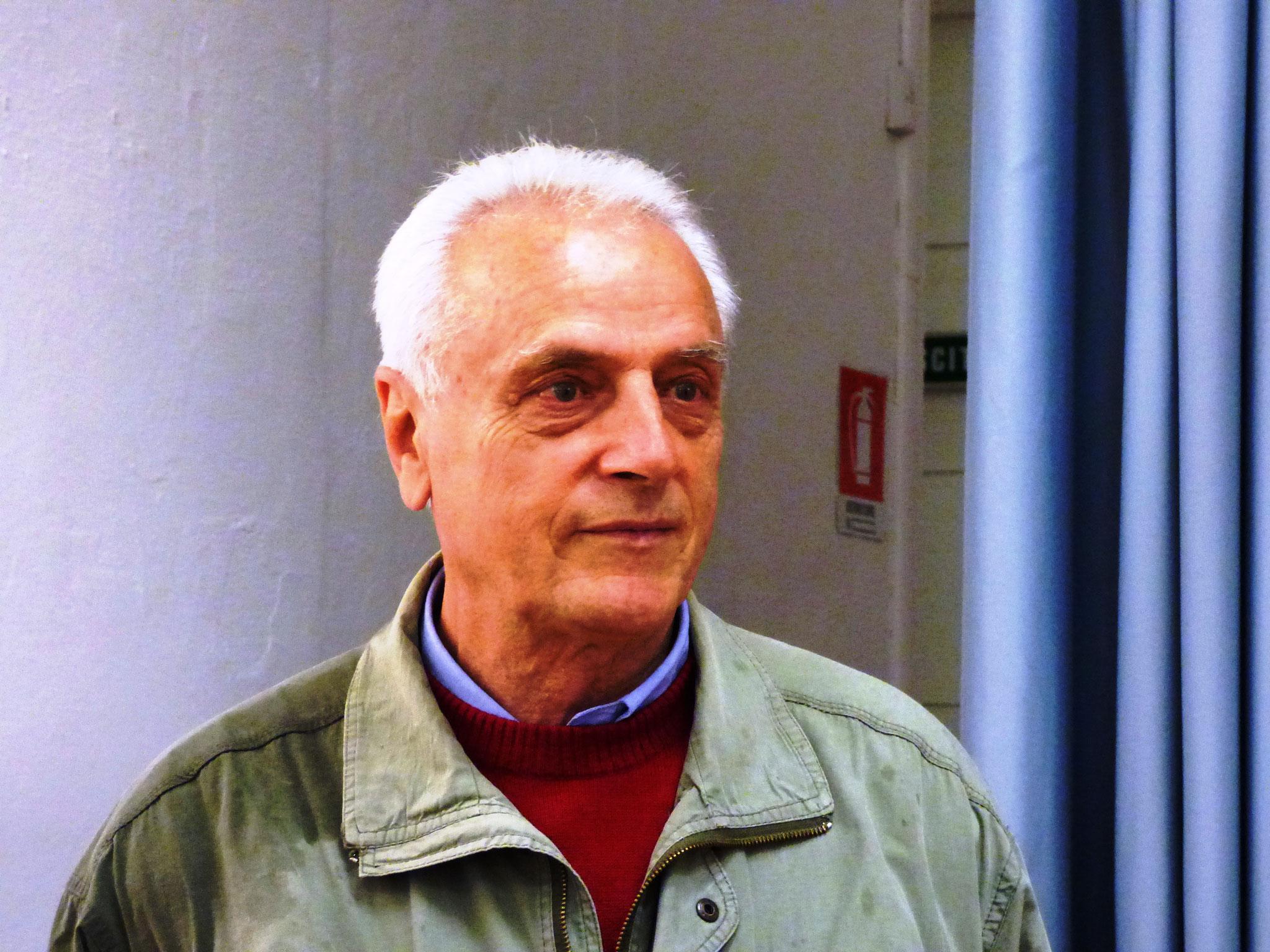 Luigi Scaglioni presidente ArTre