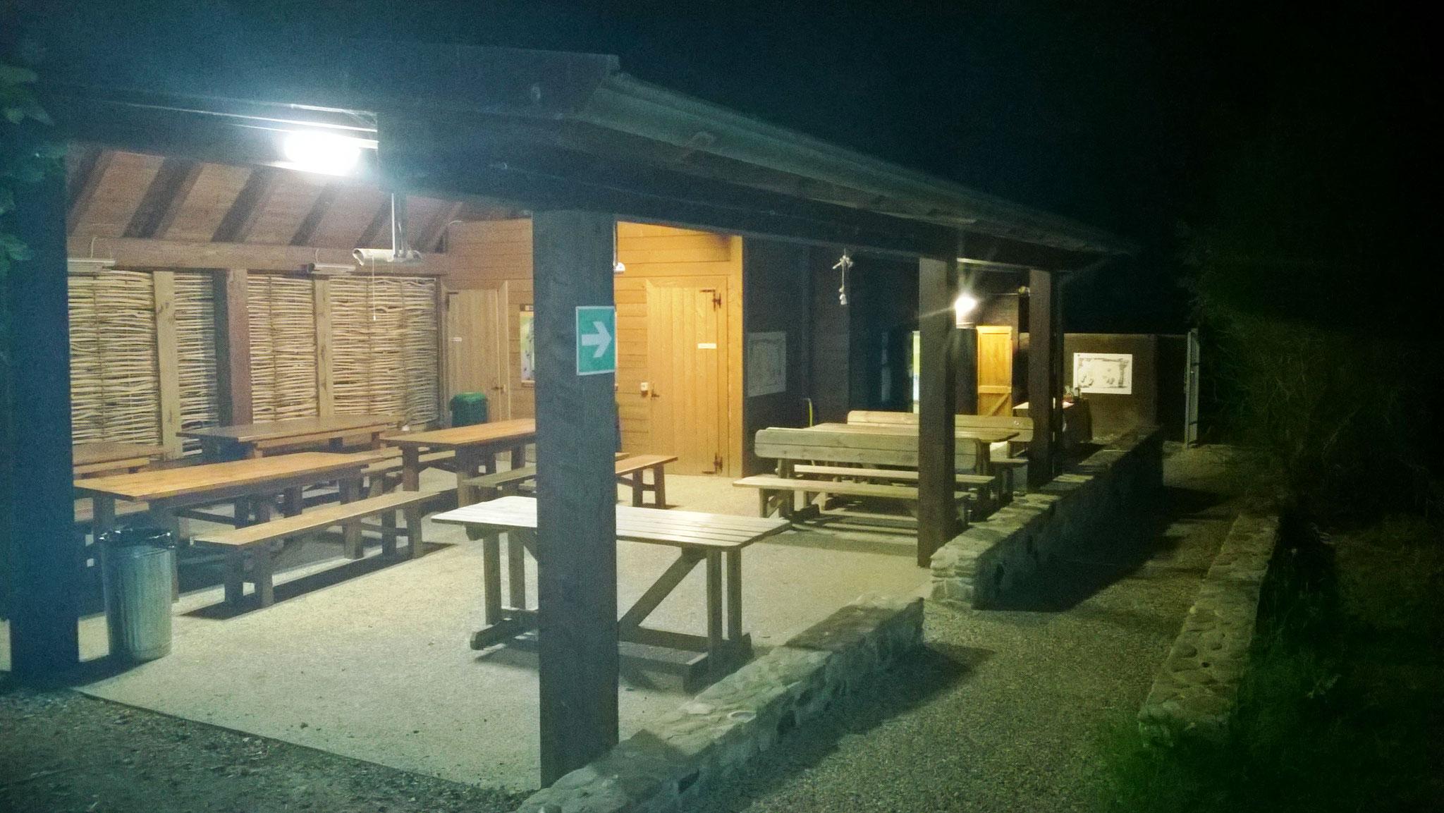 cinema sotto le stelle - Parco Archeologico di Travo 29 agosto 2016