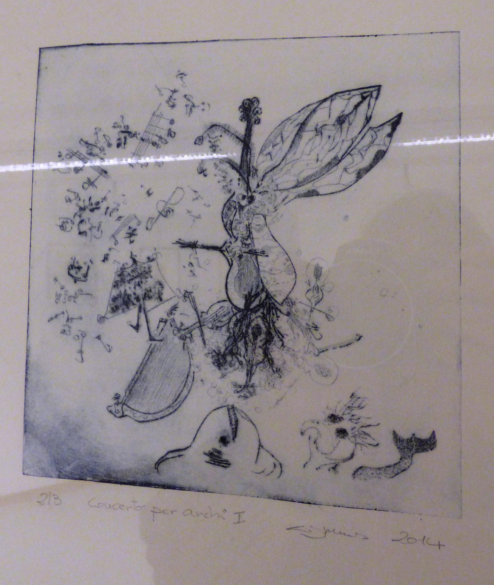 """Mostra di Nicola Ormas """"Capricci: tra minutissime e colorate cose"""""""